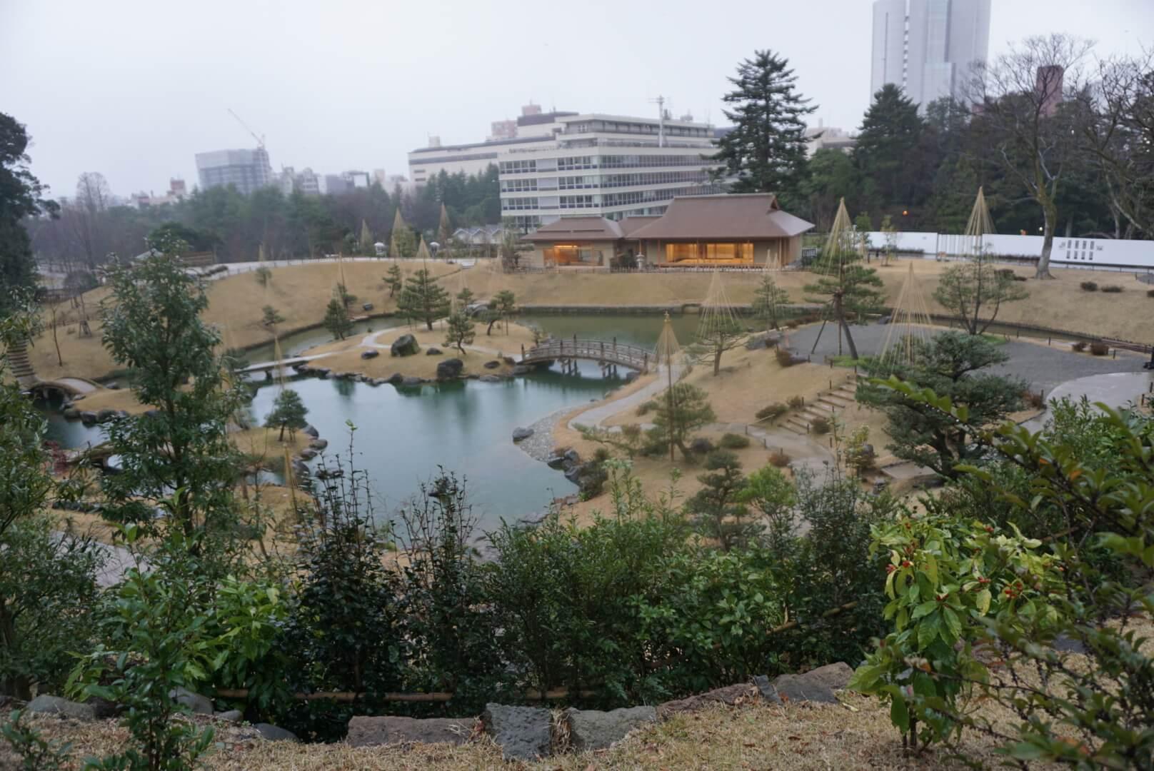 君はもう行ったか?!金沢の美を感じに….【昼編】@玉泉院丸庭園