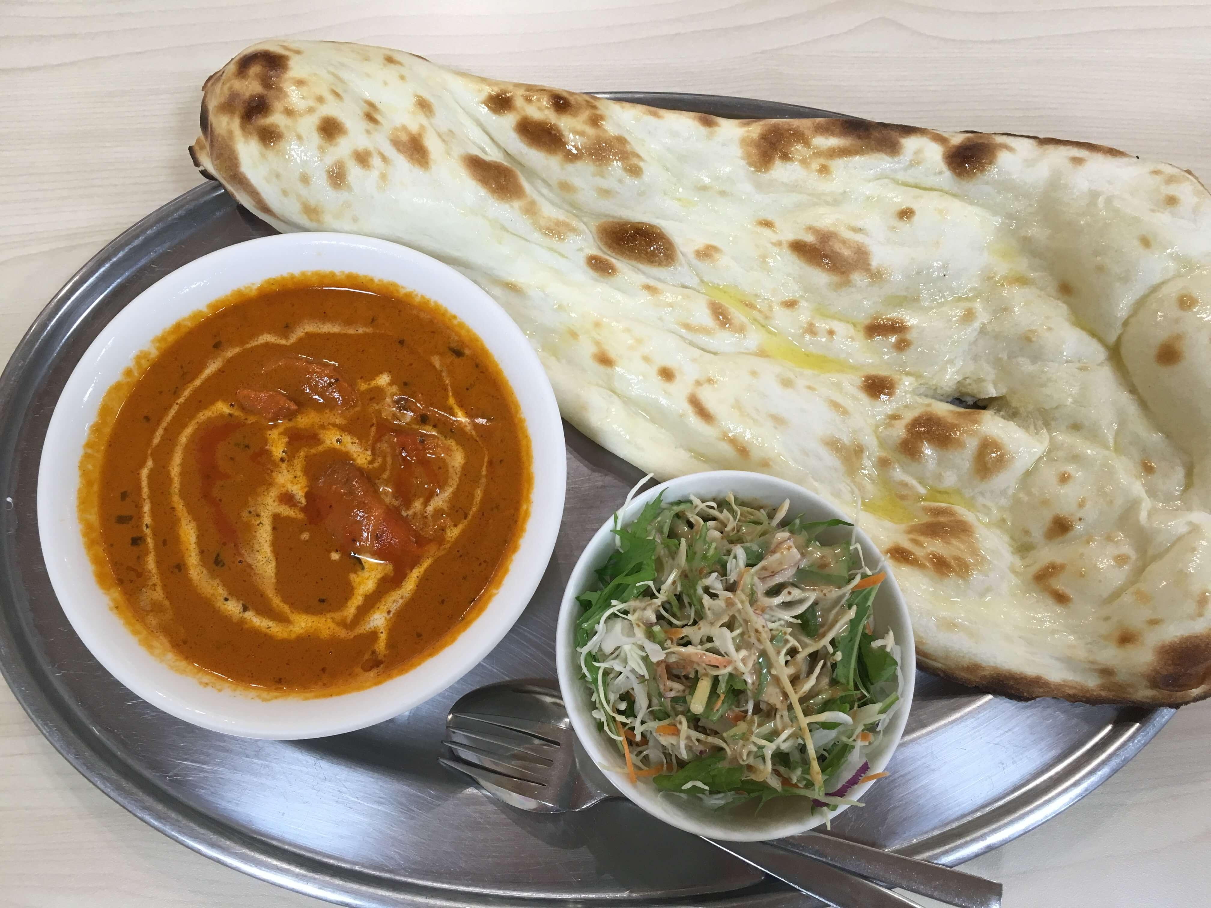 おそらく金沢で一番リラックスして食べる絶品カレー @印度カリー ヒマラヤ