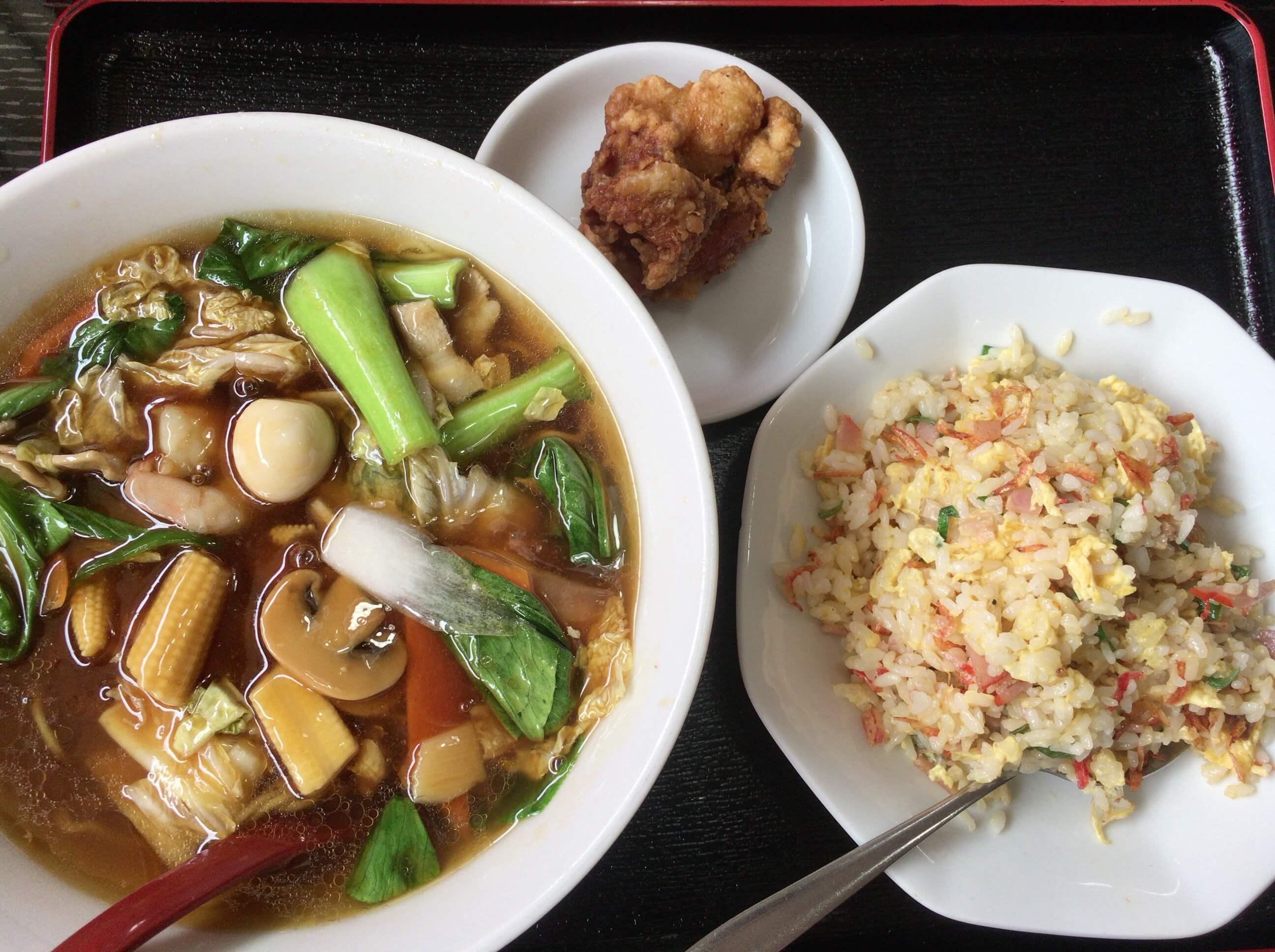 圧倒的コスパで美味い中華料理のお店 @ 中国家庭料理 京華