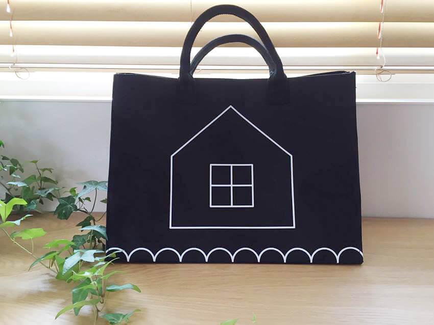 引き出物バッグから誕生した「金澤女子店舗×haco bag.」がすごい!