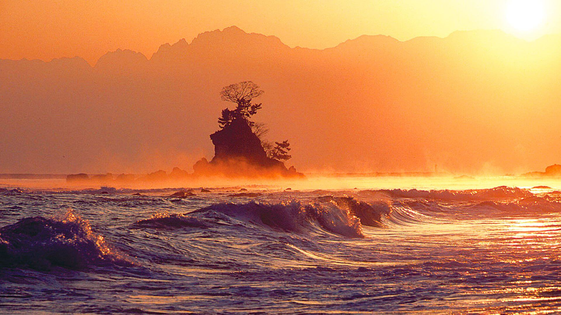 経産省が日本の魅力を発信する「PHOTO METI」を公開!そこに写された北陸の美とは