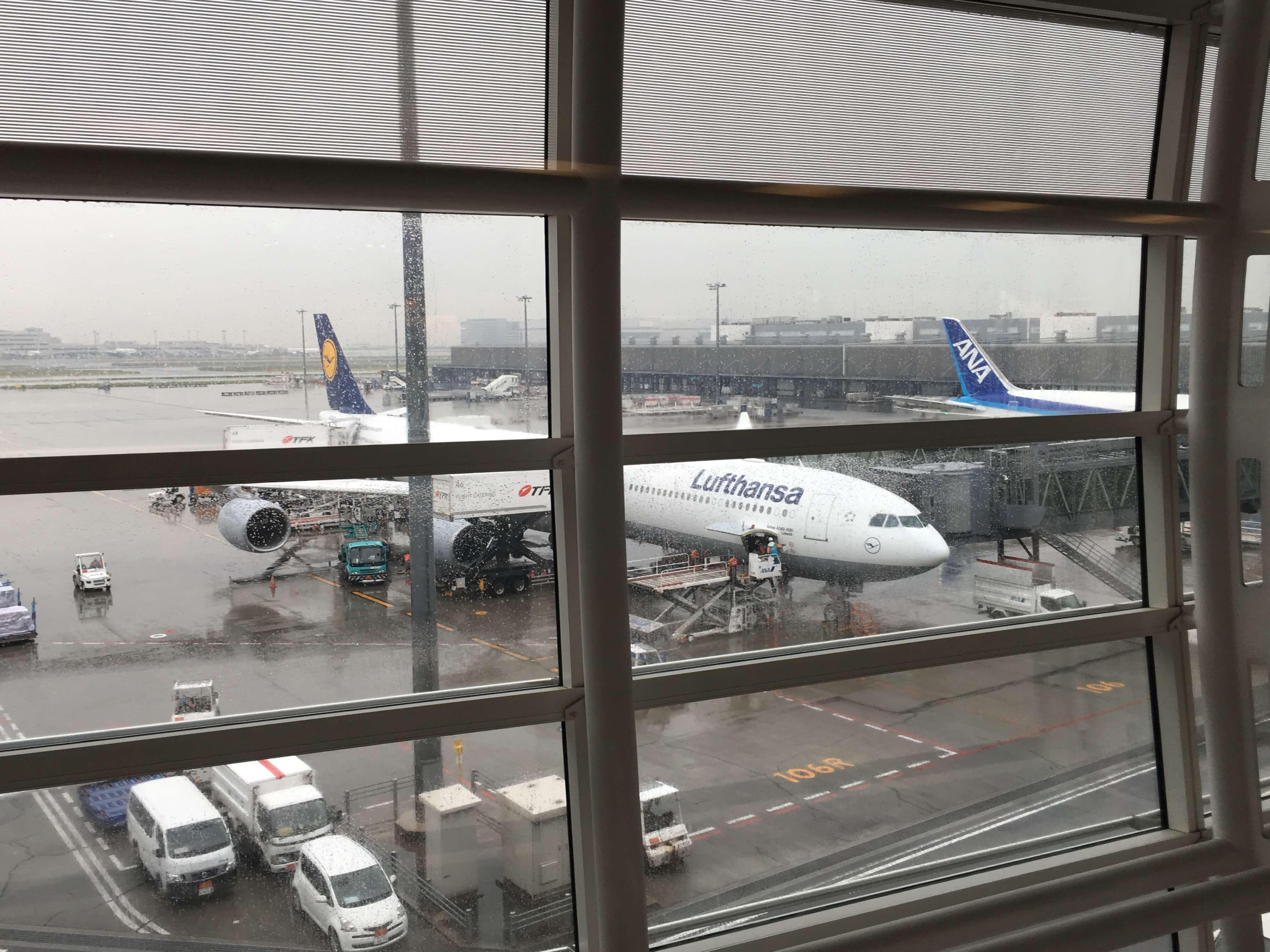 【保存版】小松空港から羽田空港経由で海外旅行に行く方法