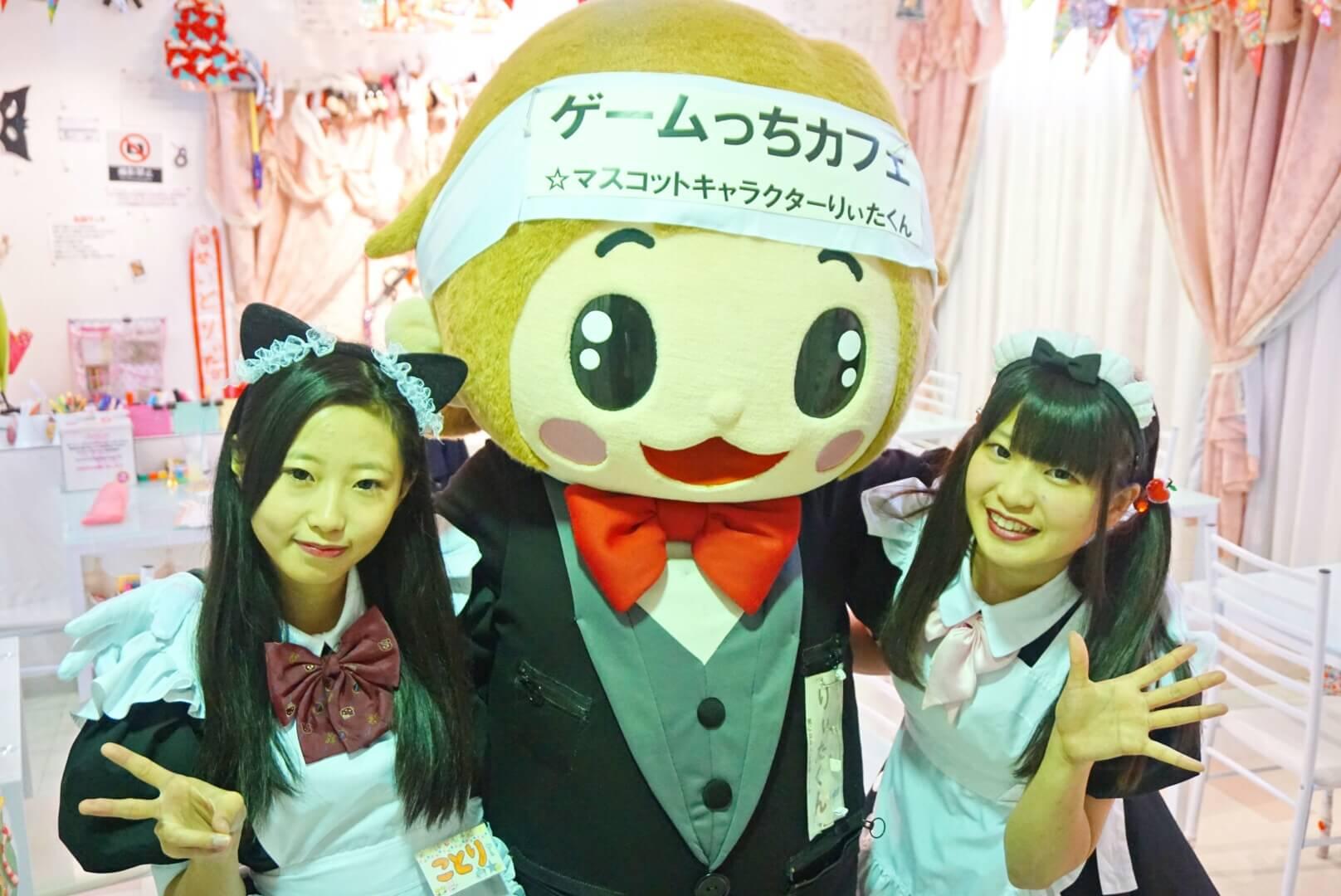 金沢唯一のメイド喫茶『めいどりぃた』で、その魅力を多分日本で1番詳しく検証してみた !! &『メイド募集中』だそうです