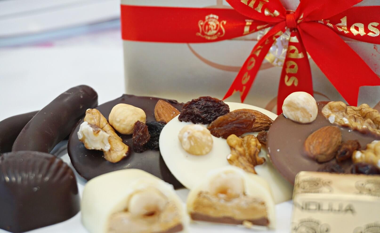 ベルギーで最も親しまれている伝統のチョコレート『レオニダス』を初体験 ♬