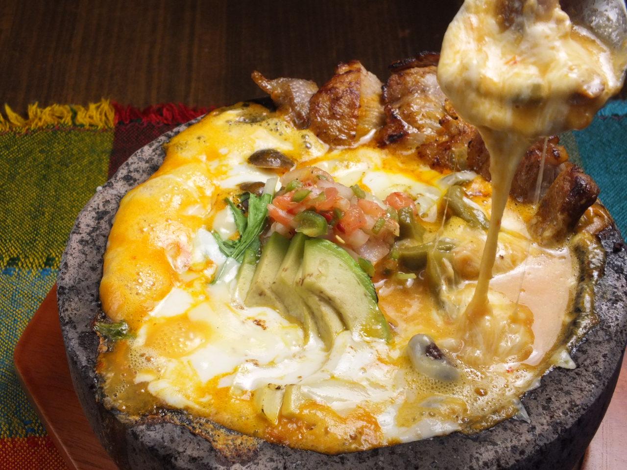 メキシコ料理『 マルガリータ 』。ラテンの陽気な雰囲気の中、本格メキシコ料理を初体験♪
