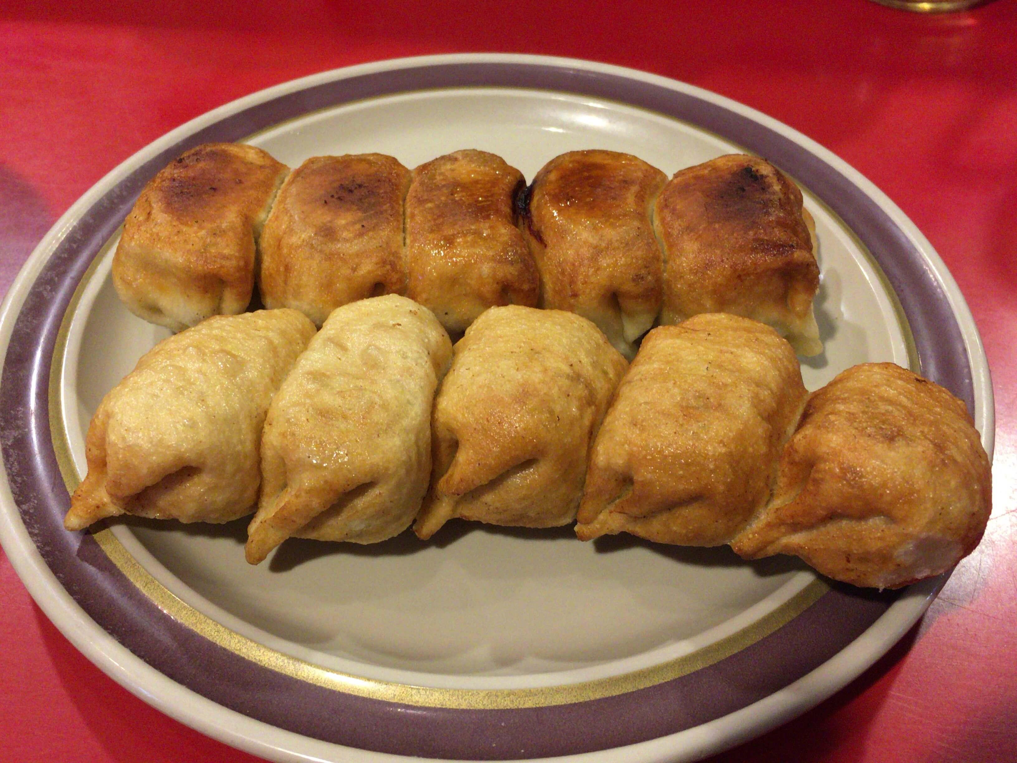 『第七餃子』。金沢っ子のソウルフードを食べてきた♬