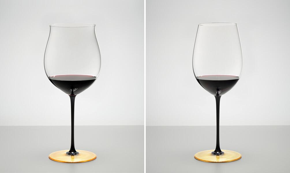 金沢で金箔加工したリーデルのワイングラス『HAKU』が発売 !!