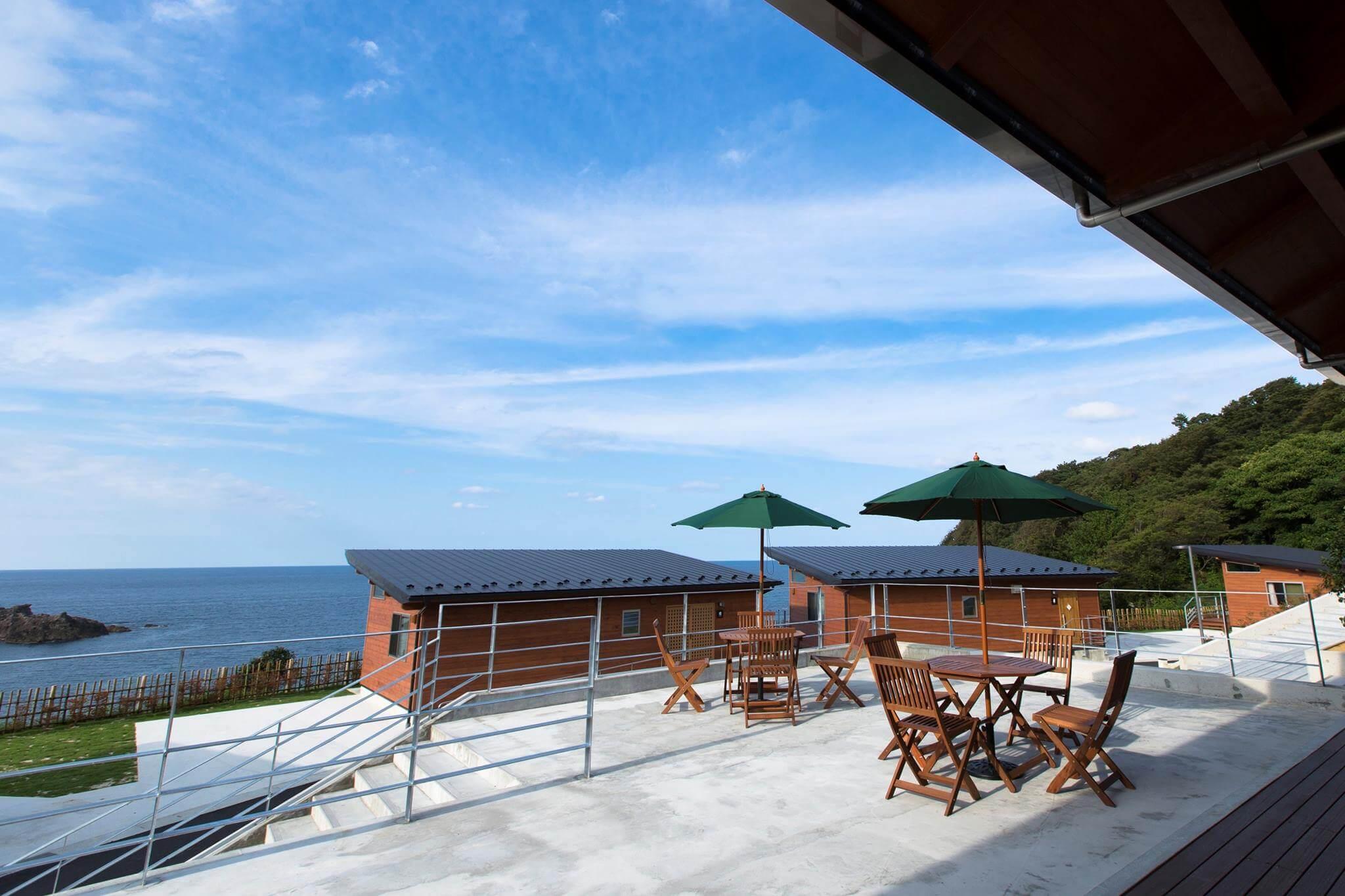 能登半島の最先端・珠洲に土日祝日限定のカフェ『 きのうら食堂 』がOPEN‼
