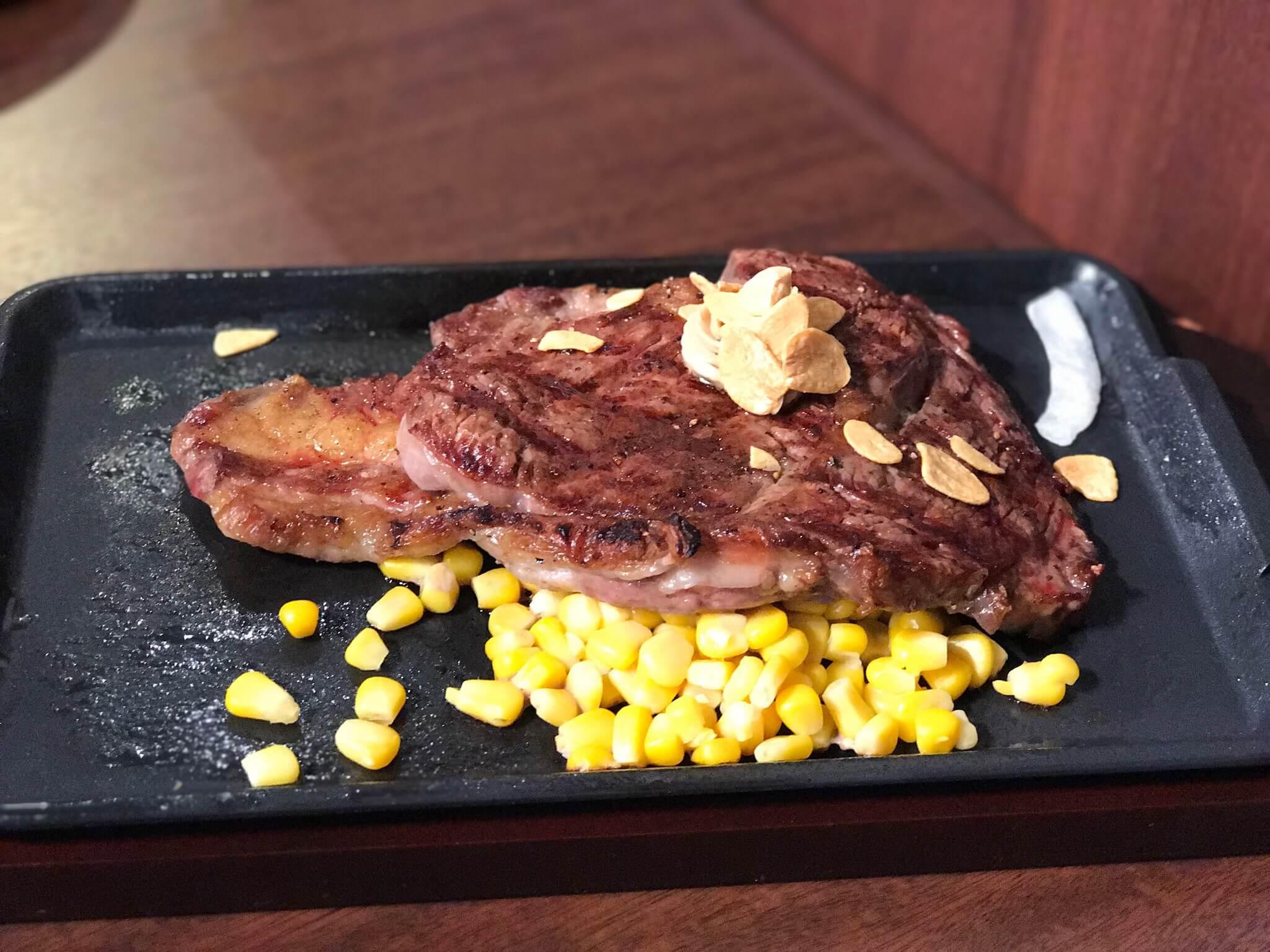 石川初上陸の『 いきなりステーキ 』行ってみた ‼︎