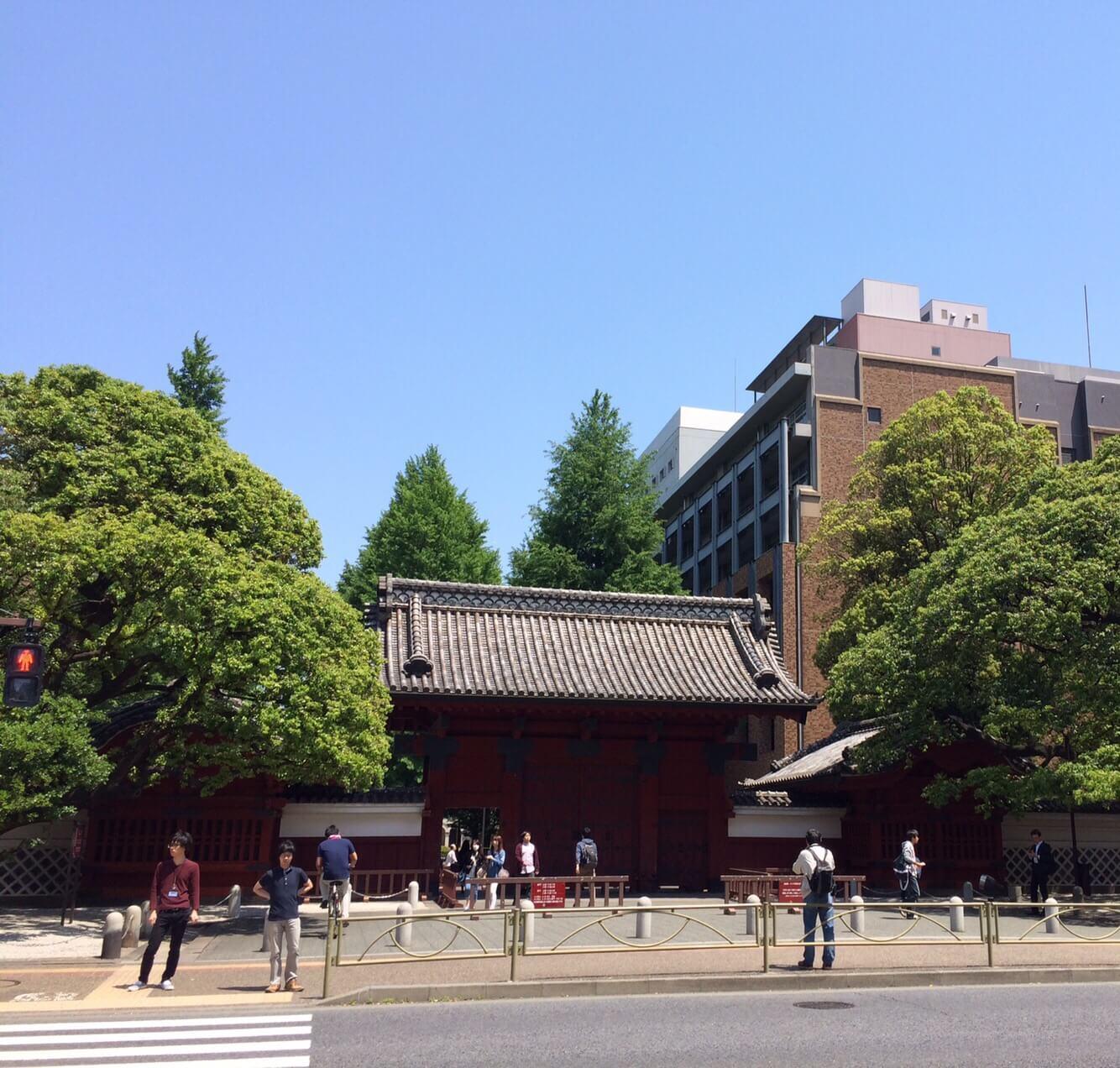 東京で、金沢みーつけたっ! ―東大は元・加賀前田藩の江戸上屋敷―