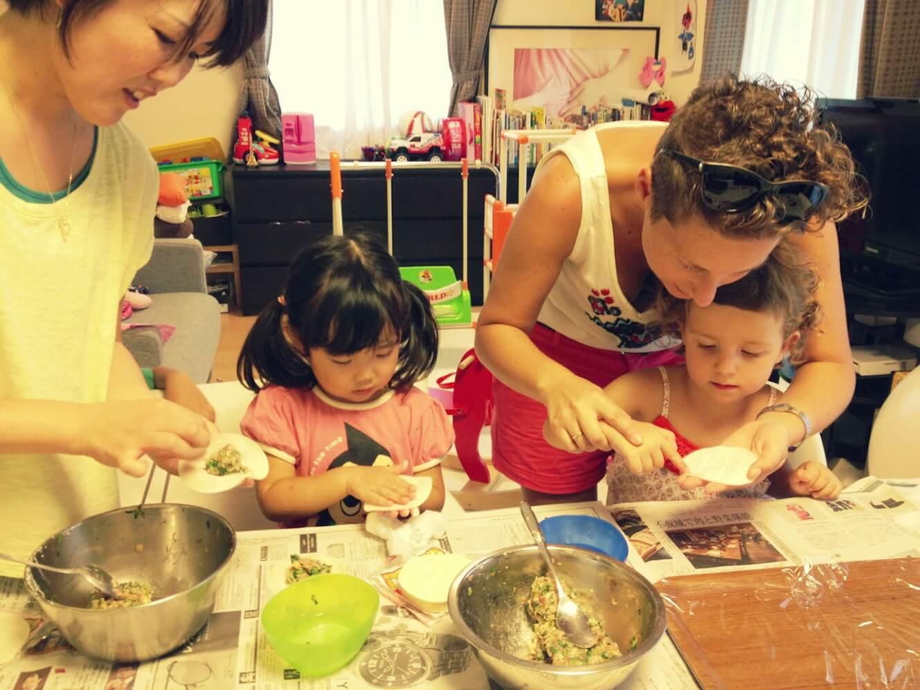 外国人とおうちごはん!Nagomi Visitで気軽に国際交流