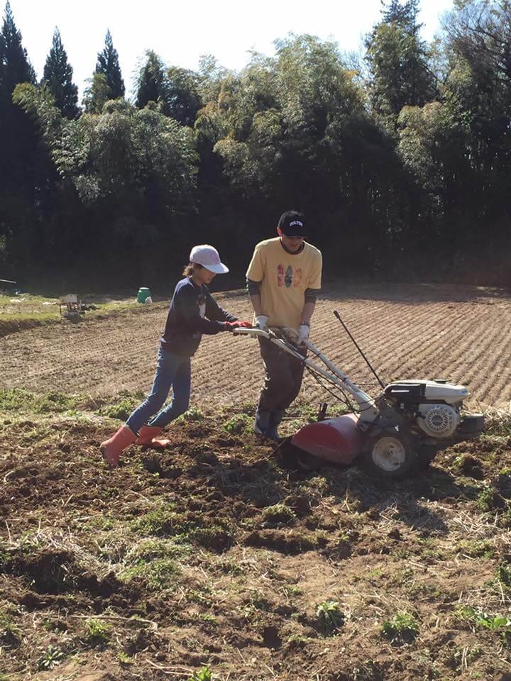 畑の中の学校『 はぐくみスクール 』開講 !! 自然の中で考える !! 育てる !! 食べる !! 我が子に体験させたいプログラム♪