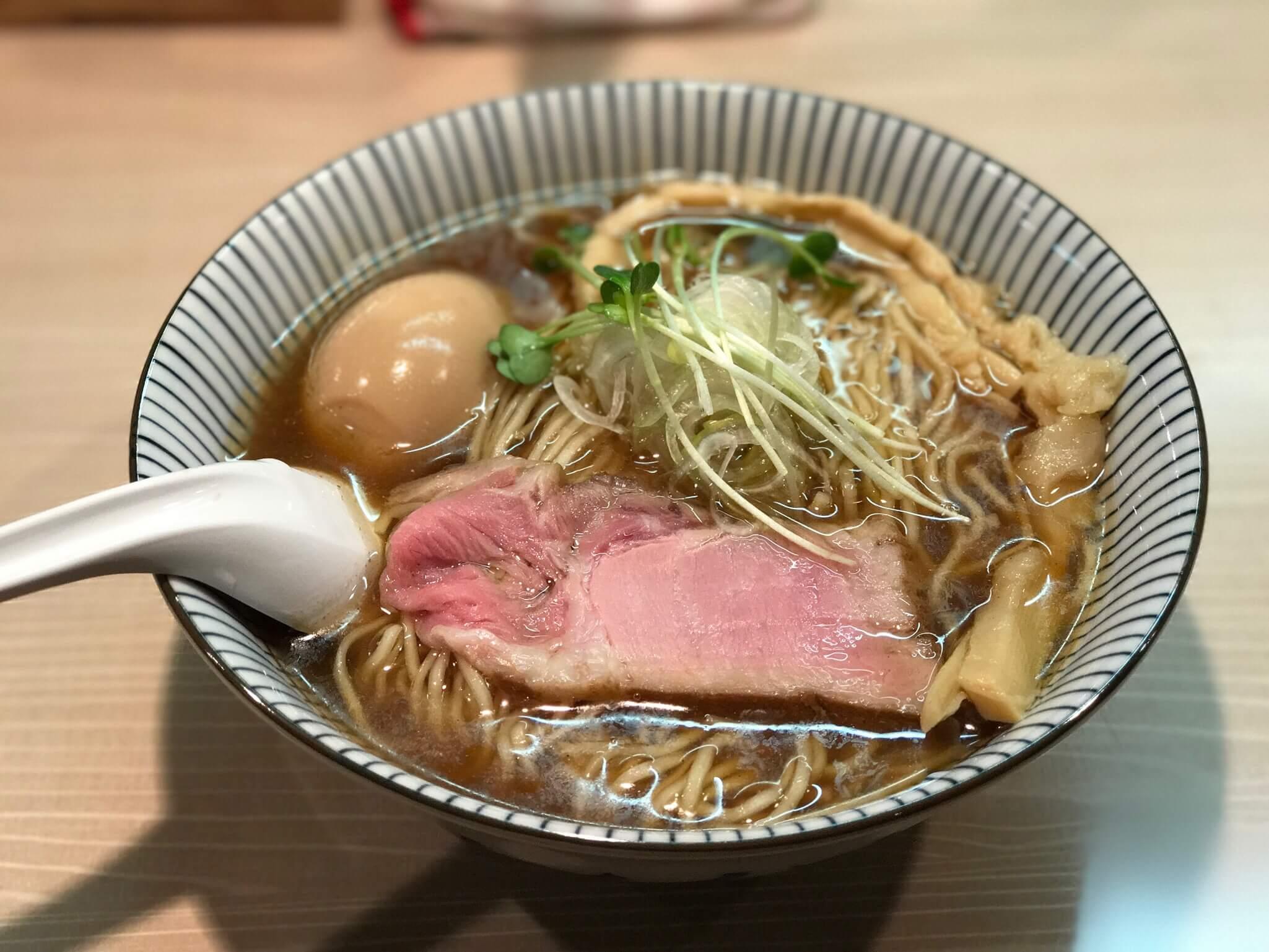 人気上昇中!! 麺屋 鶯 Uguisu 。片町の「〆の一杯」に新たな選択肢