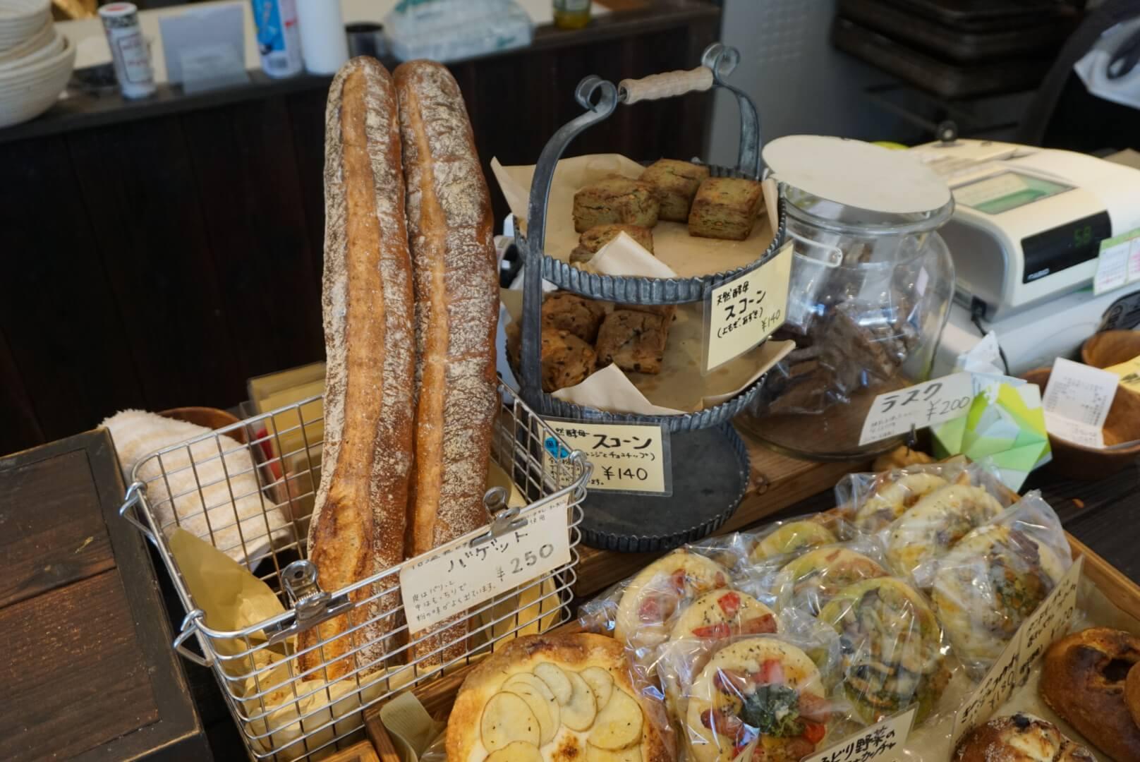 『 ぱんや mugico 』小立野で見つけた地元の方に人気のかわいいパン屋さん