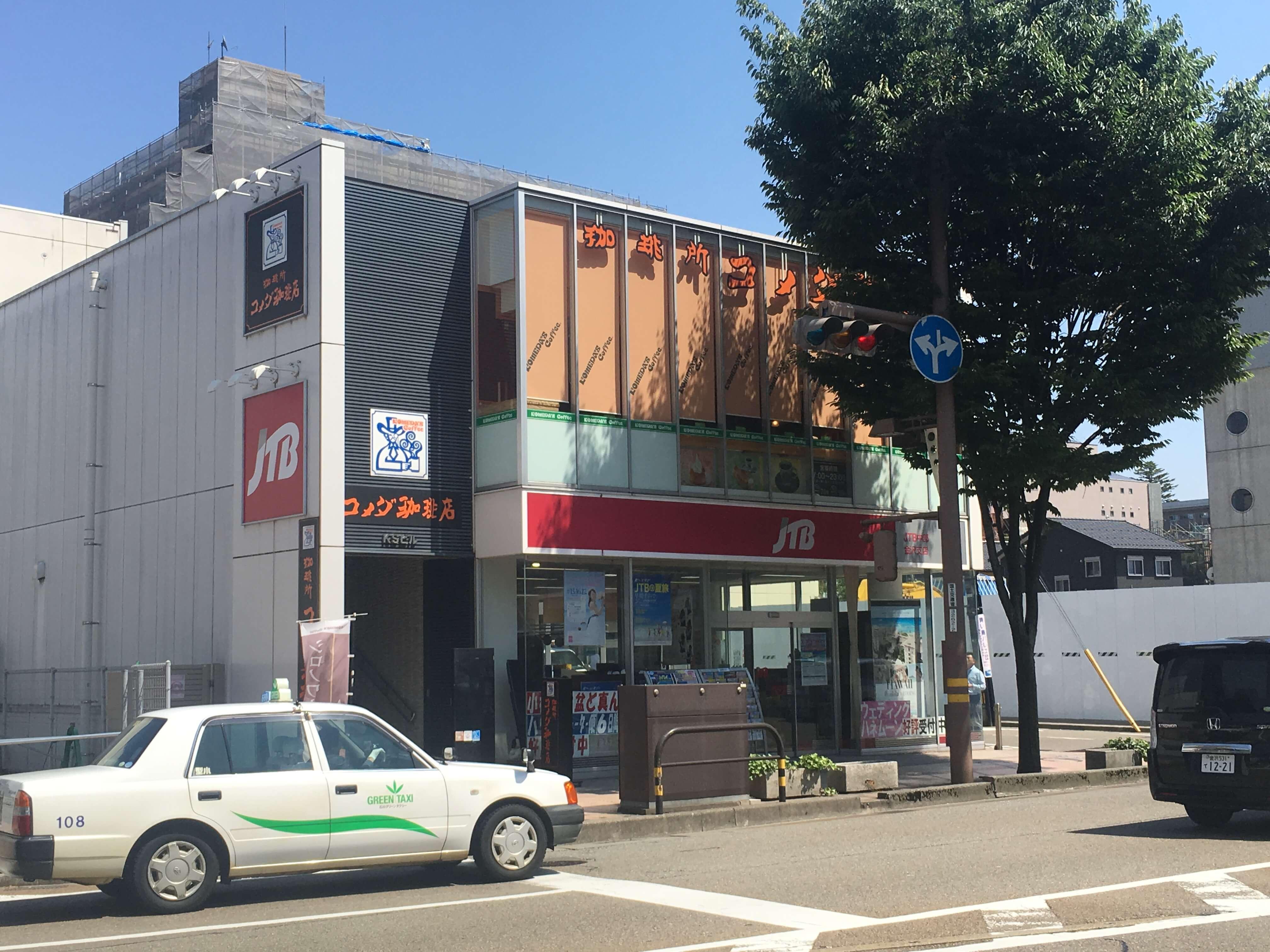 またもや武蔵から大手チェーンが撤退。コメダ珈琲店 金沢武蔵店が6月30日で閉店へ