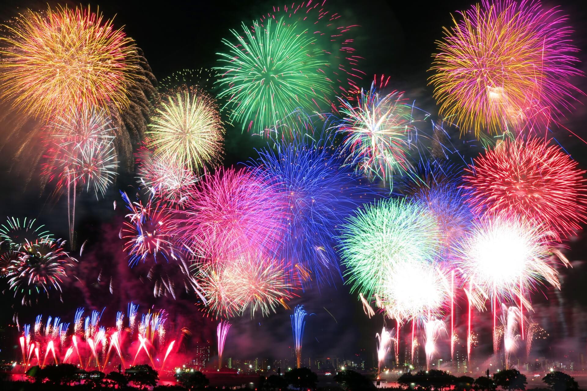 夜空を彩る「 花火大会 」まとめ 【2017年石川・金沢 版】
