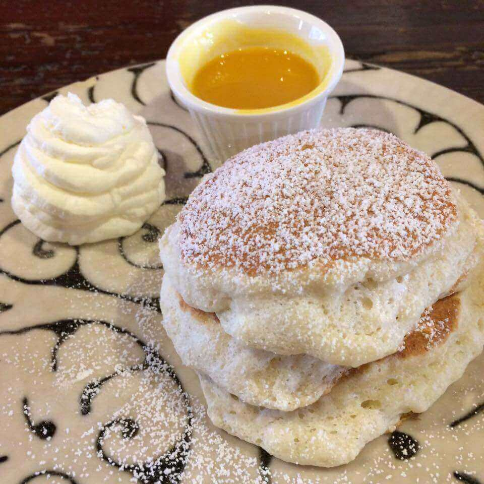 金沢一とも呼ばれる金沢発のパンケーキの魅力とは!?@fluffy