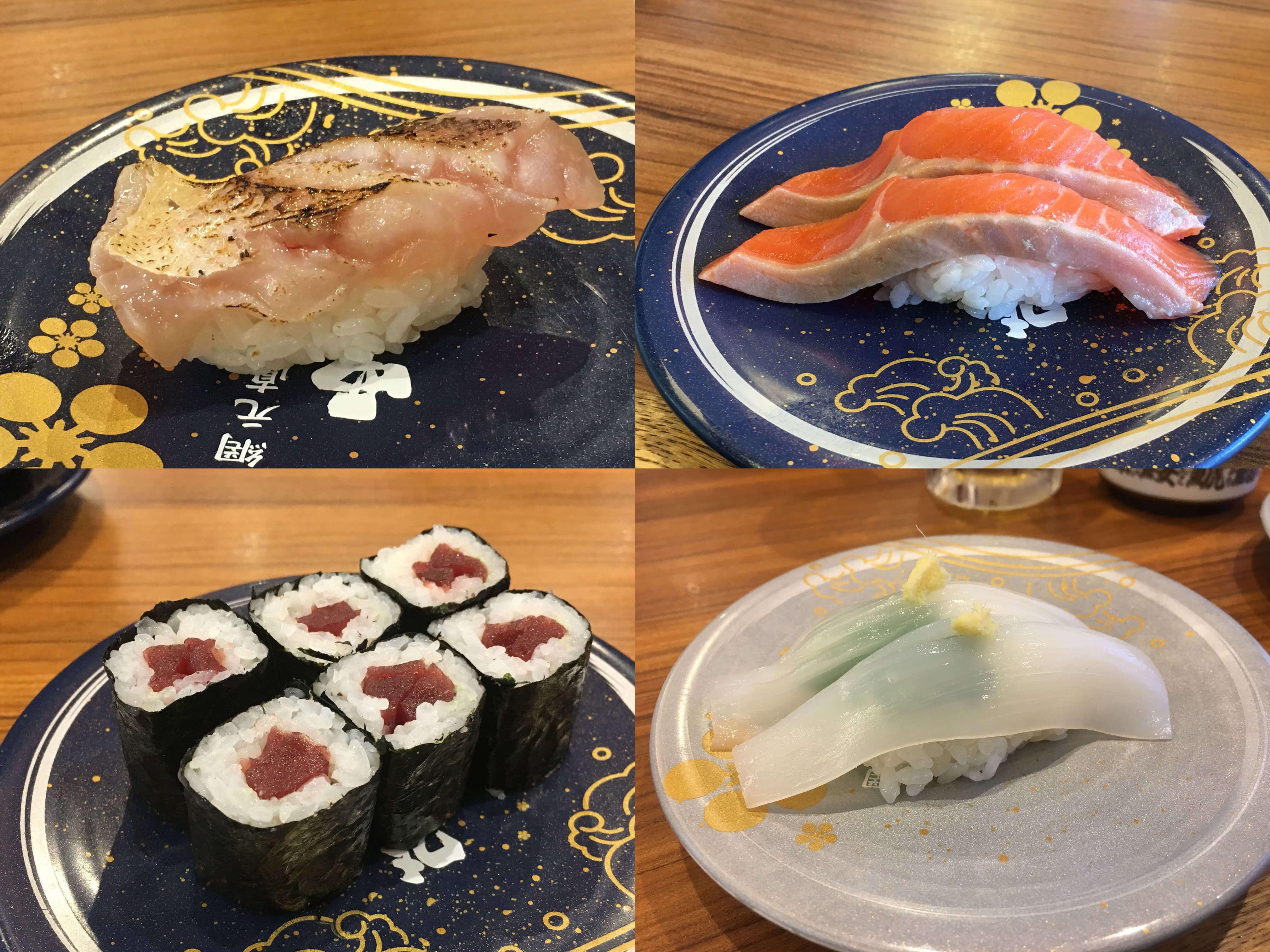 「 西海丸 」網元直営の回転寿司は志賀に行ったら必ず立ち寄りたいお店っす!!