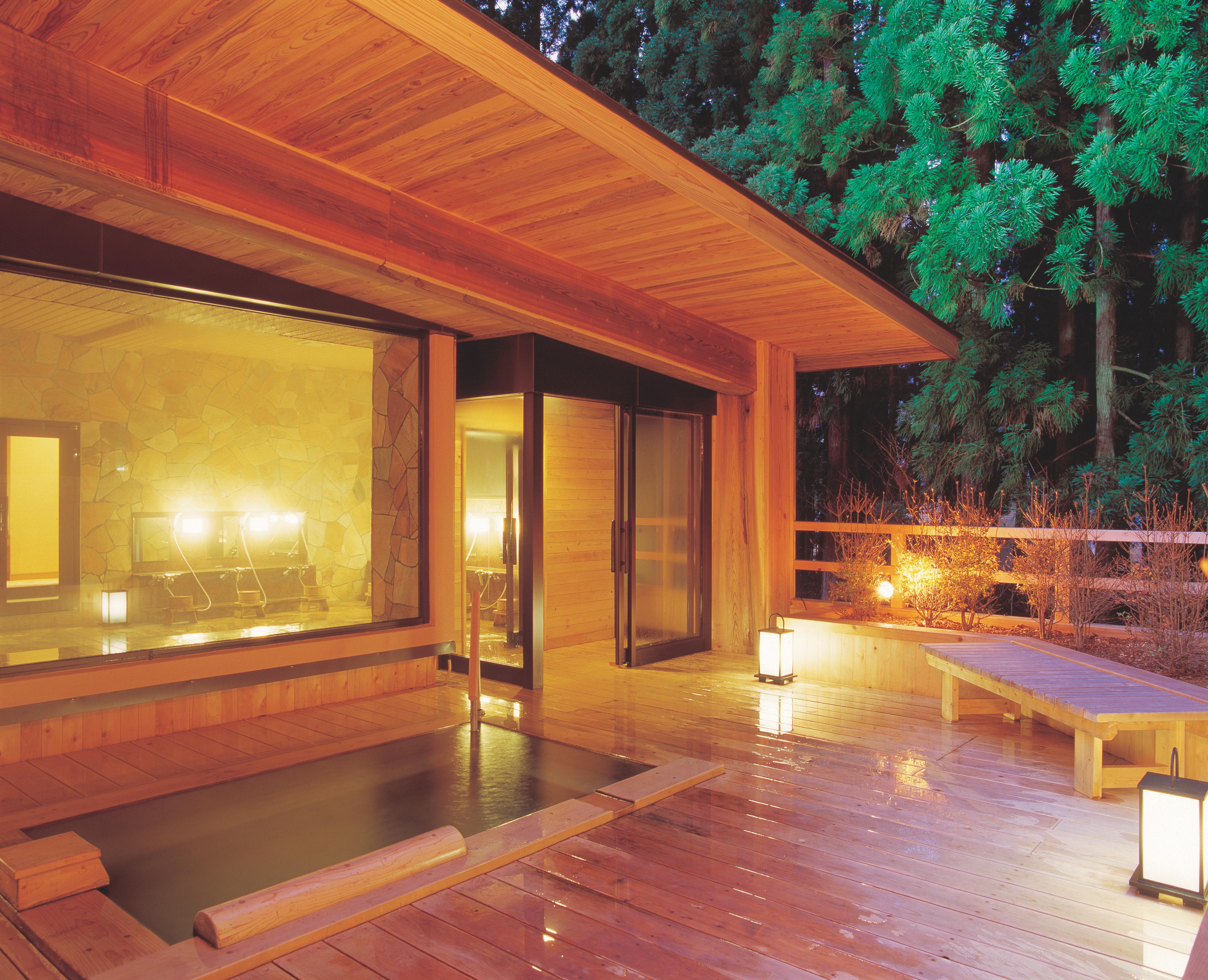 今週末は「一里野高原ホテル ろあん」でプチ温泉旅行気分を味わっちゃおう !!