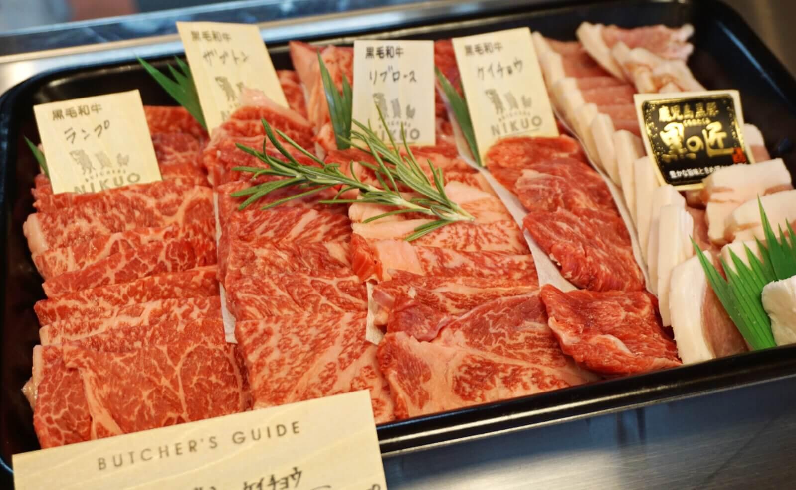 """金沢で見つけたオシャレ過ぎる肉屋「 NIKUO 」。これぞ次世代""""精肉店""""だ!!"""