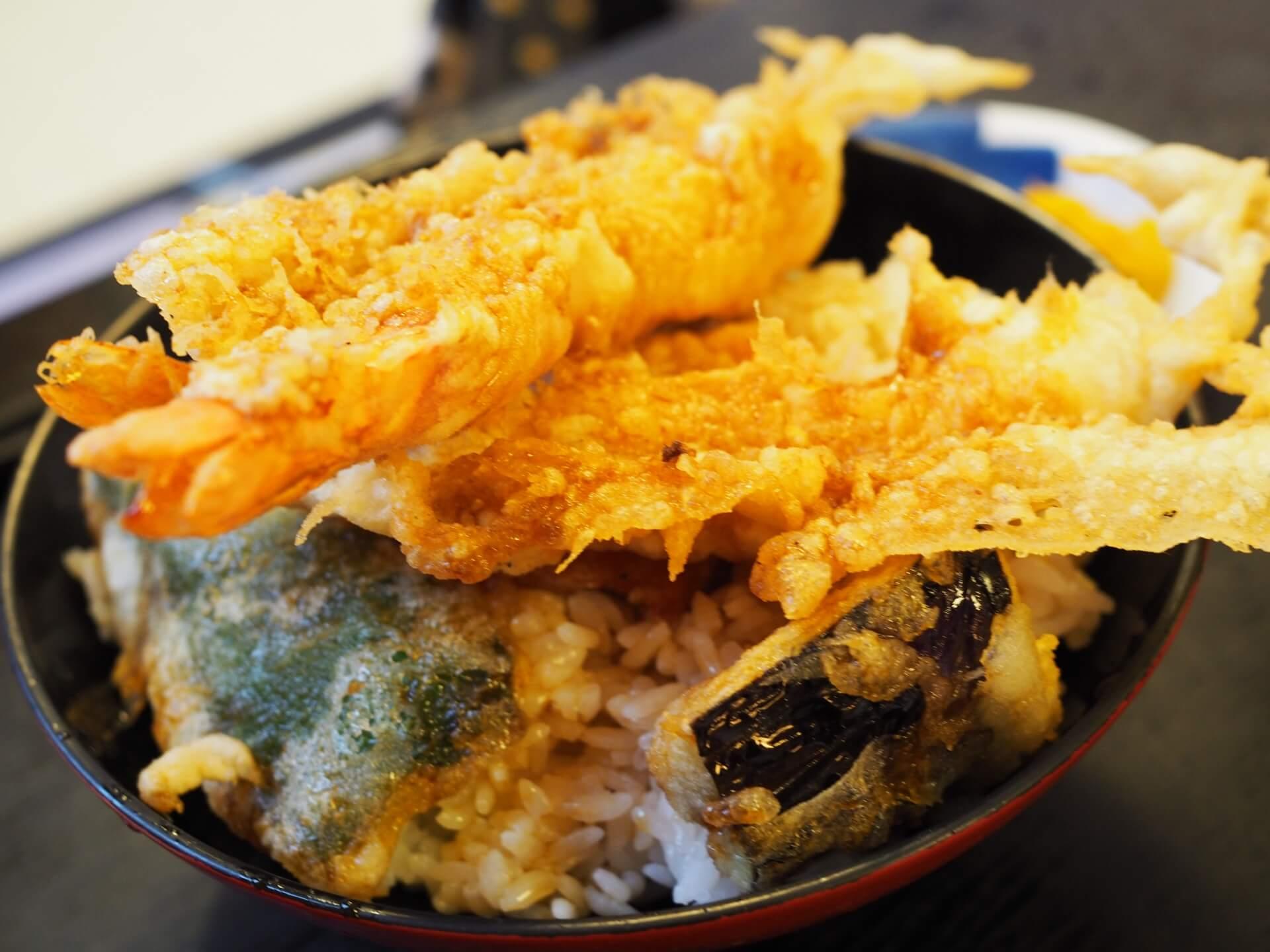石川県唯一の「天丼てんや」高尾台店が閉店