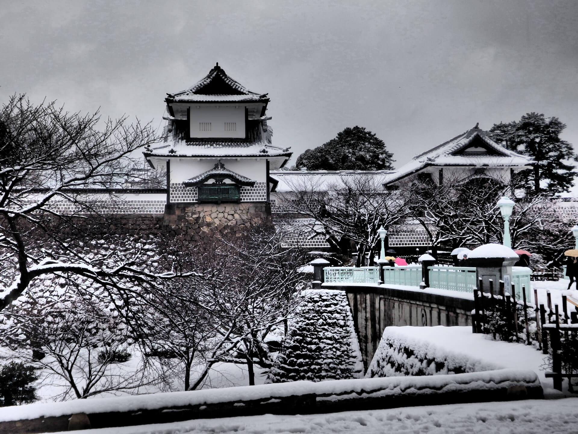 金沢城は何位 !? 『お城ファンが実際に訪れた日本のお城ランキングTOP300(2017年版)』発表!!