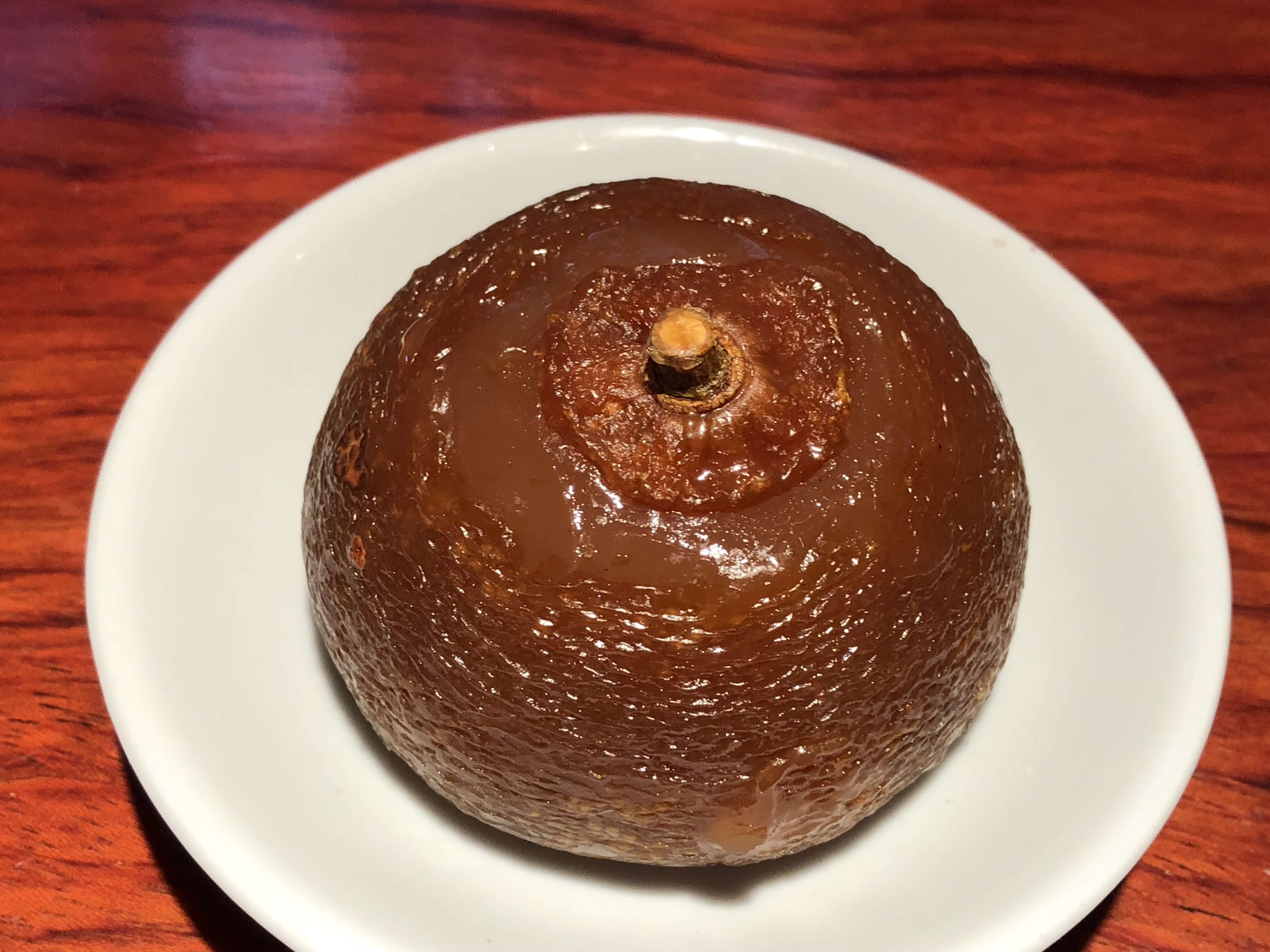 石川県の隠れた名菓「丸柚餅子」。芳醇な柚子の香りに包まれる至極の味わい