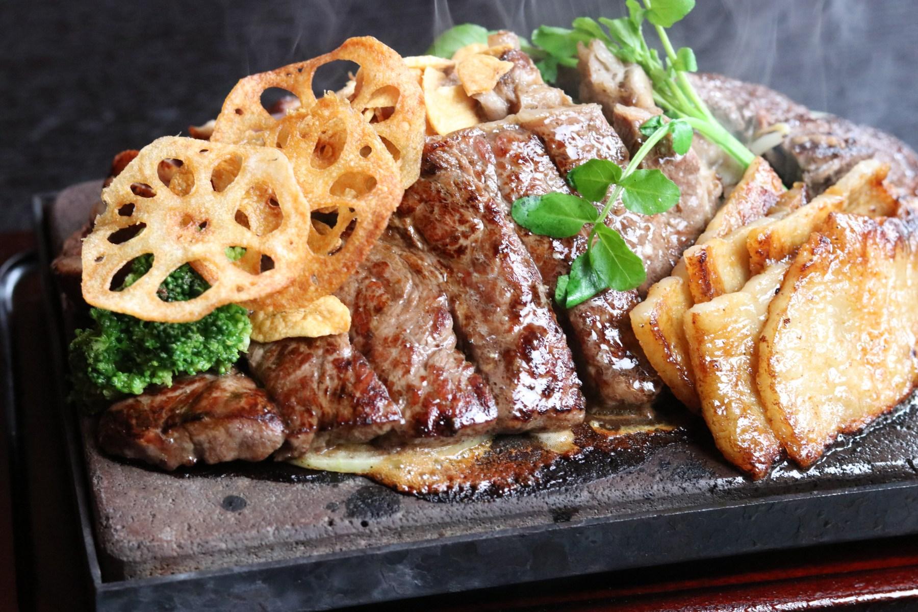 2月9日(肉の日)は「ステーキハウス 大和」!! 3日間限定でステーキ定食が特別価格に!!