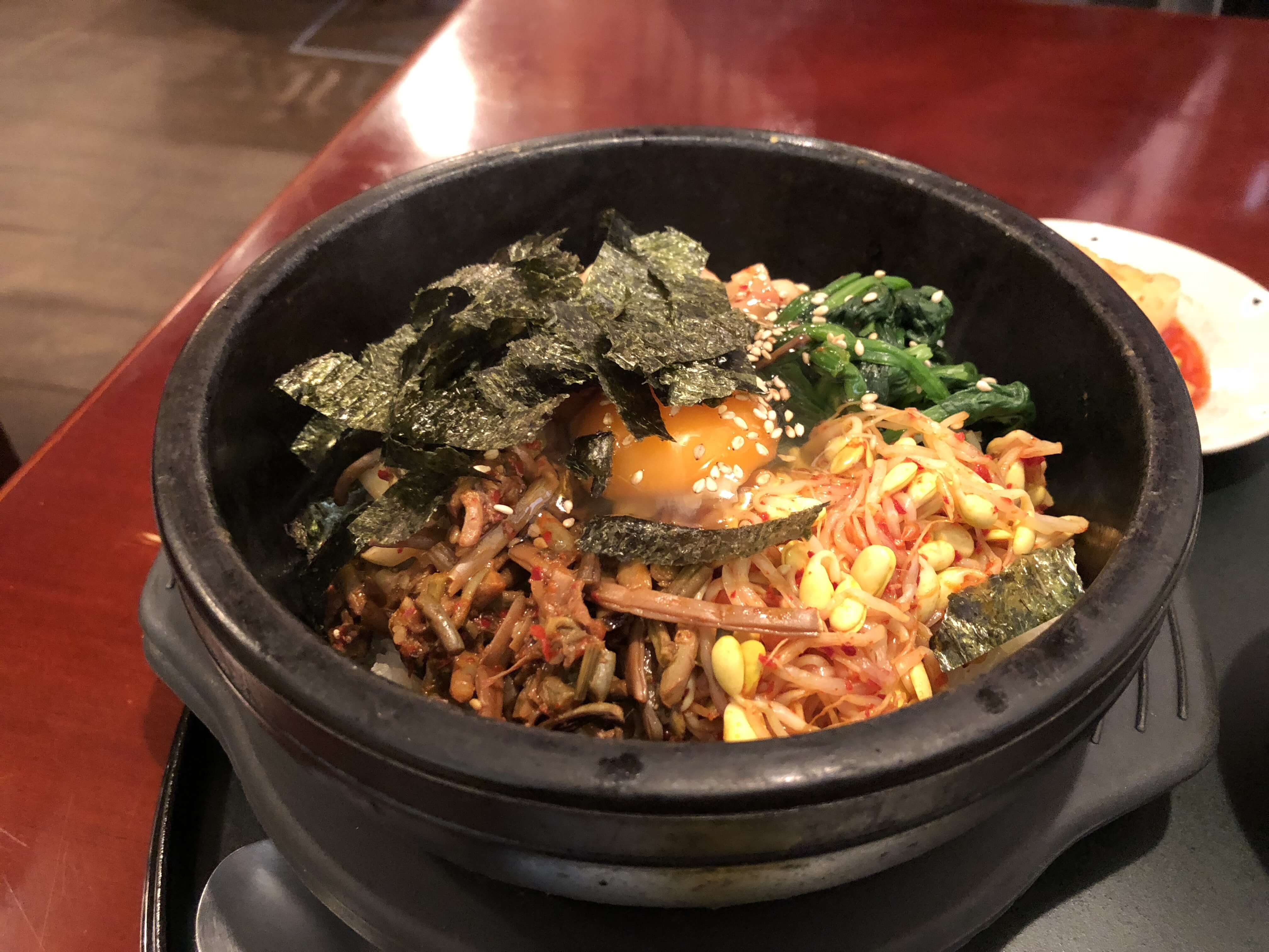 「ソウル家」片町で本格韓国料理 !!