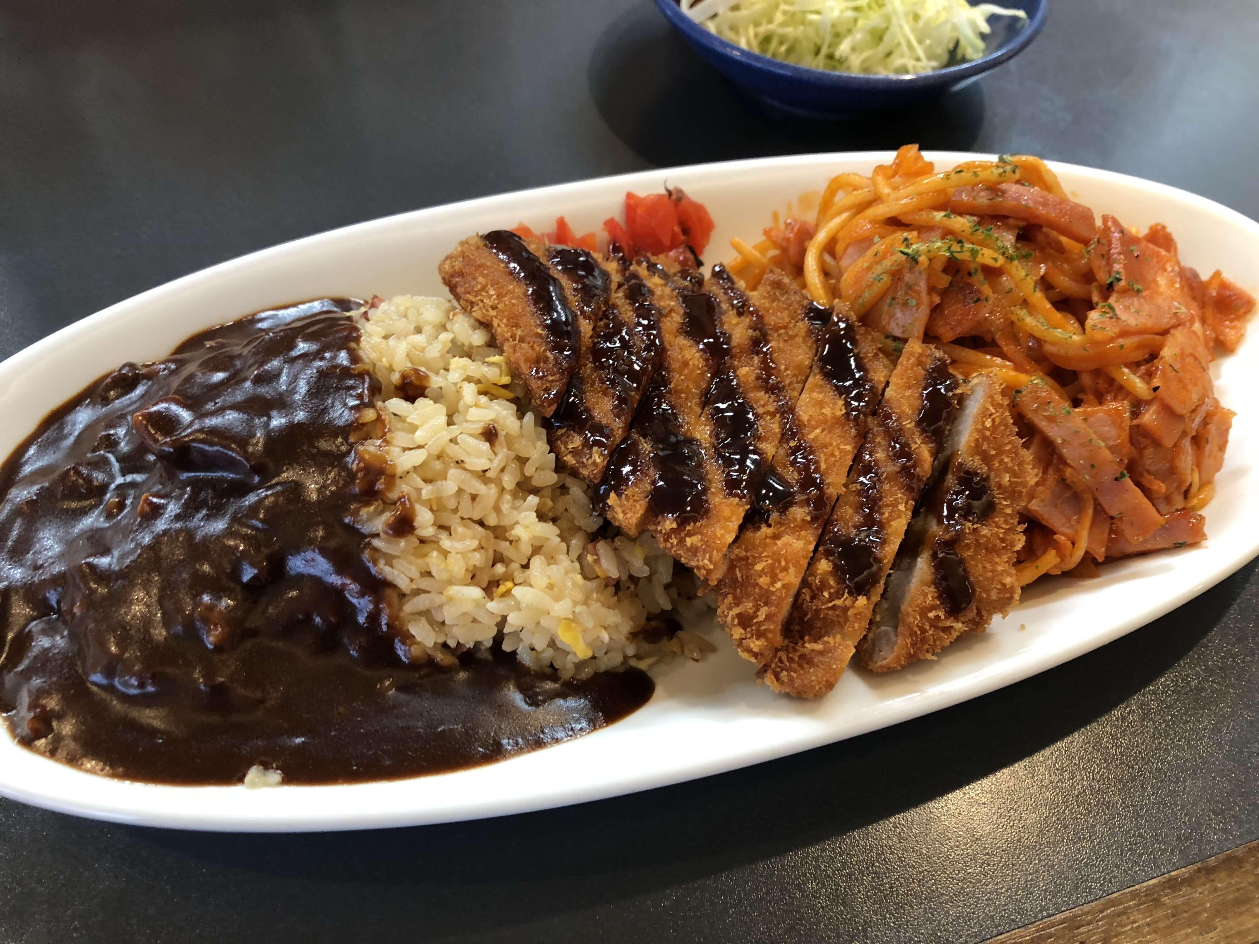「キッチン ユキ」松任で50年以上愛され続ける老舗洋食店