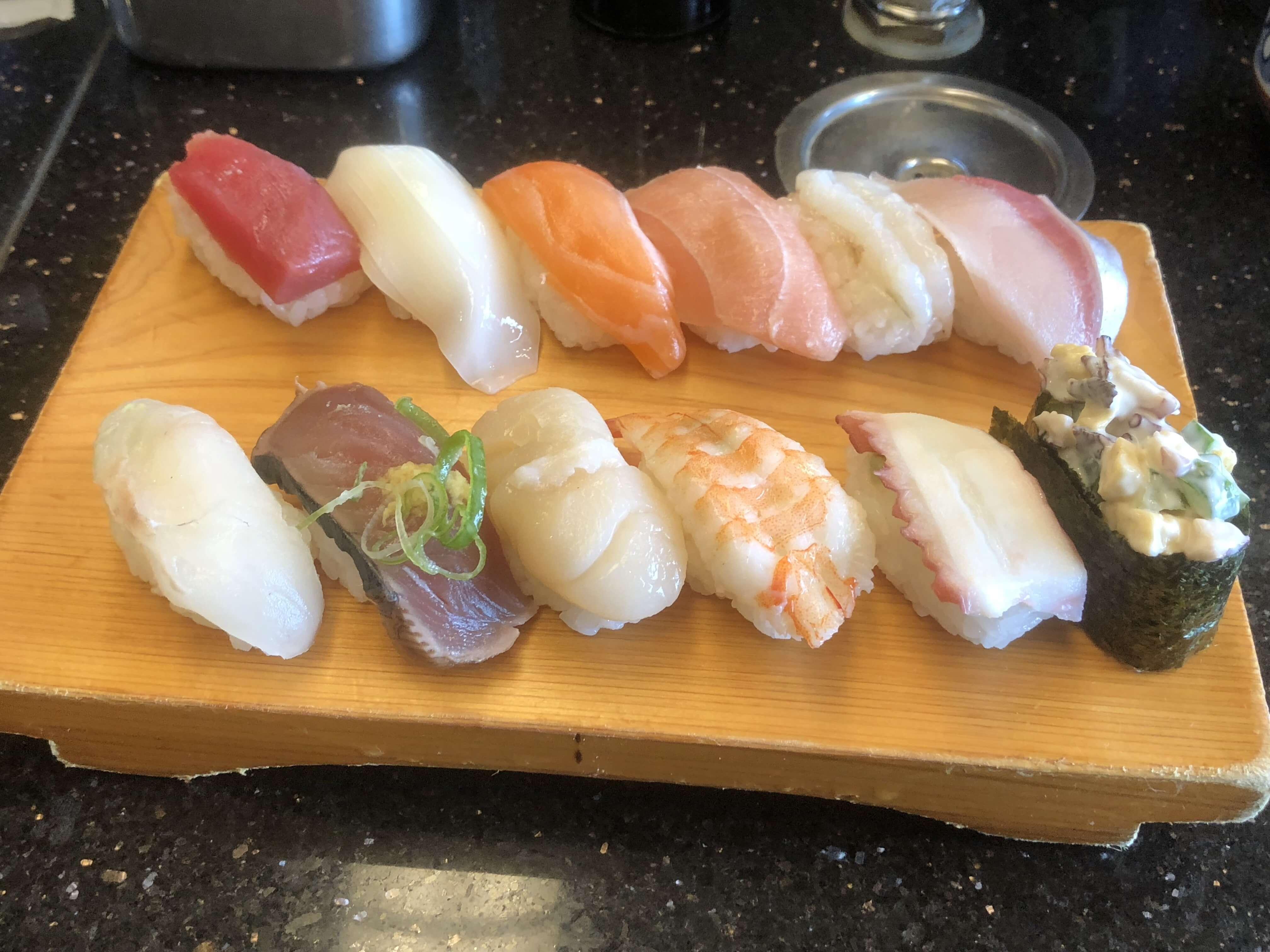 『 廻る寿し ぽん太 』わざわざ行きたい回転寿司に掲載された中央卸売市場の回転寿司店