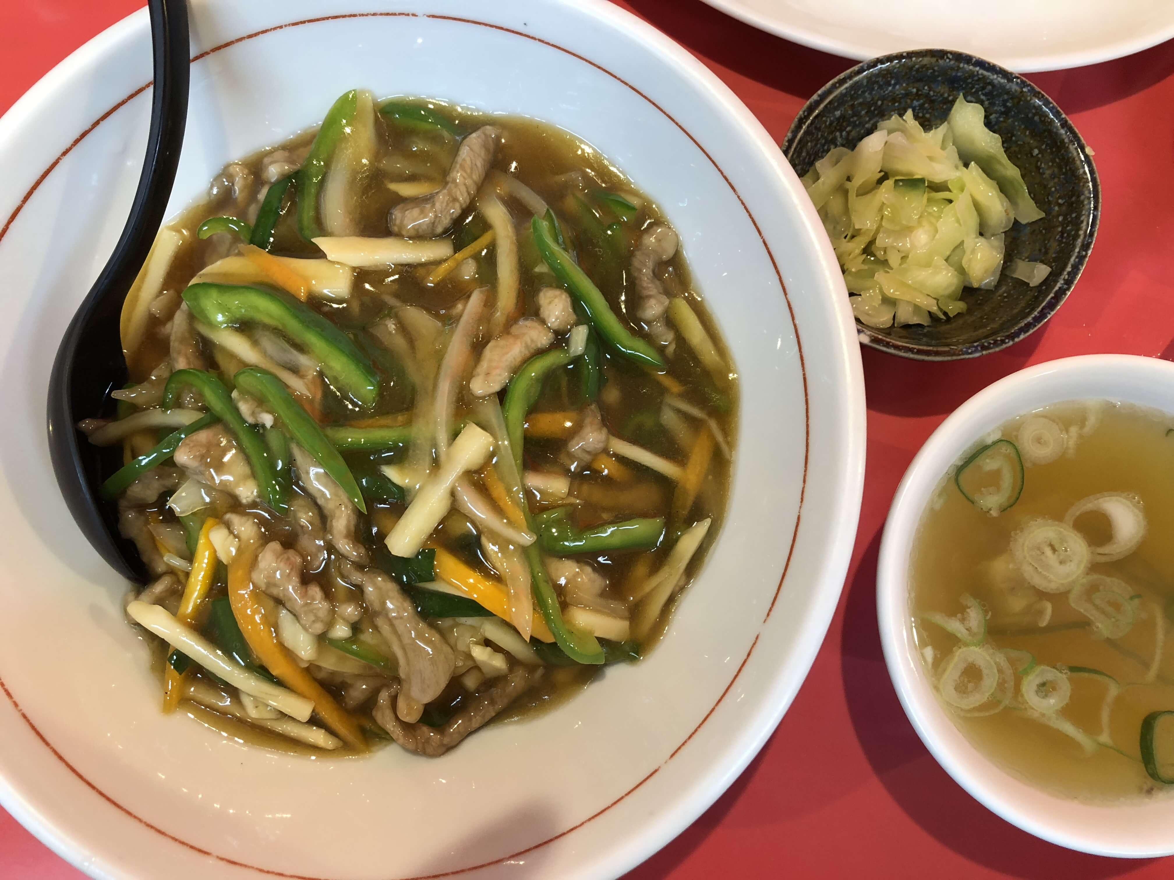 『 珉来 若宮店 』コスパ最強!! ボリューム満点の超人気中華店