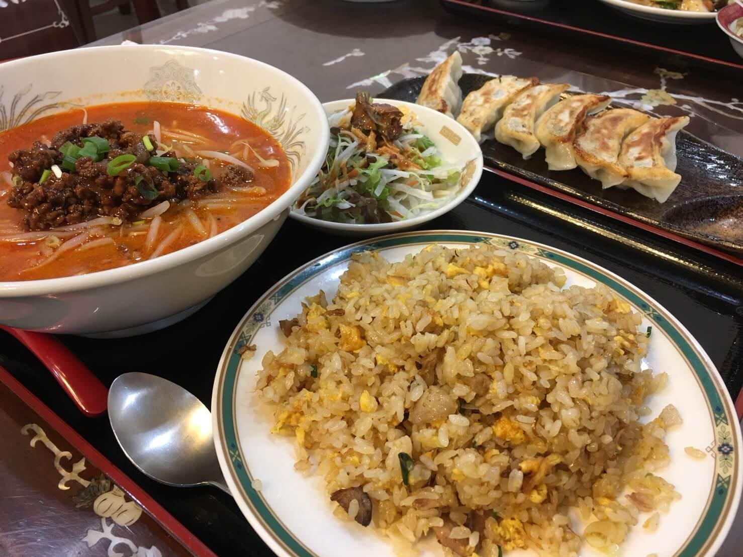 『上海 麺餃王』うまい!安い!ボリュームたっぷり!まさにコスパ界の三冠王。本格中華が激安でお腹いっぱいに