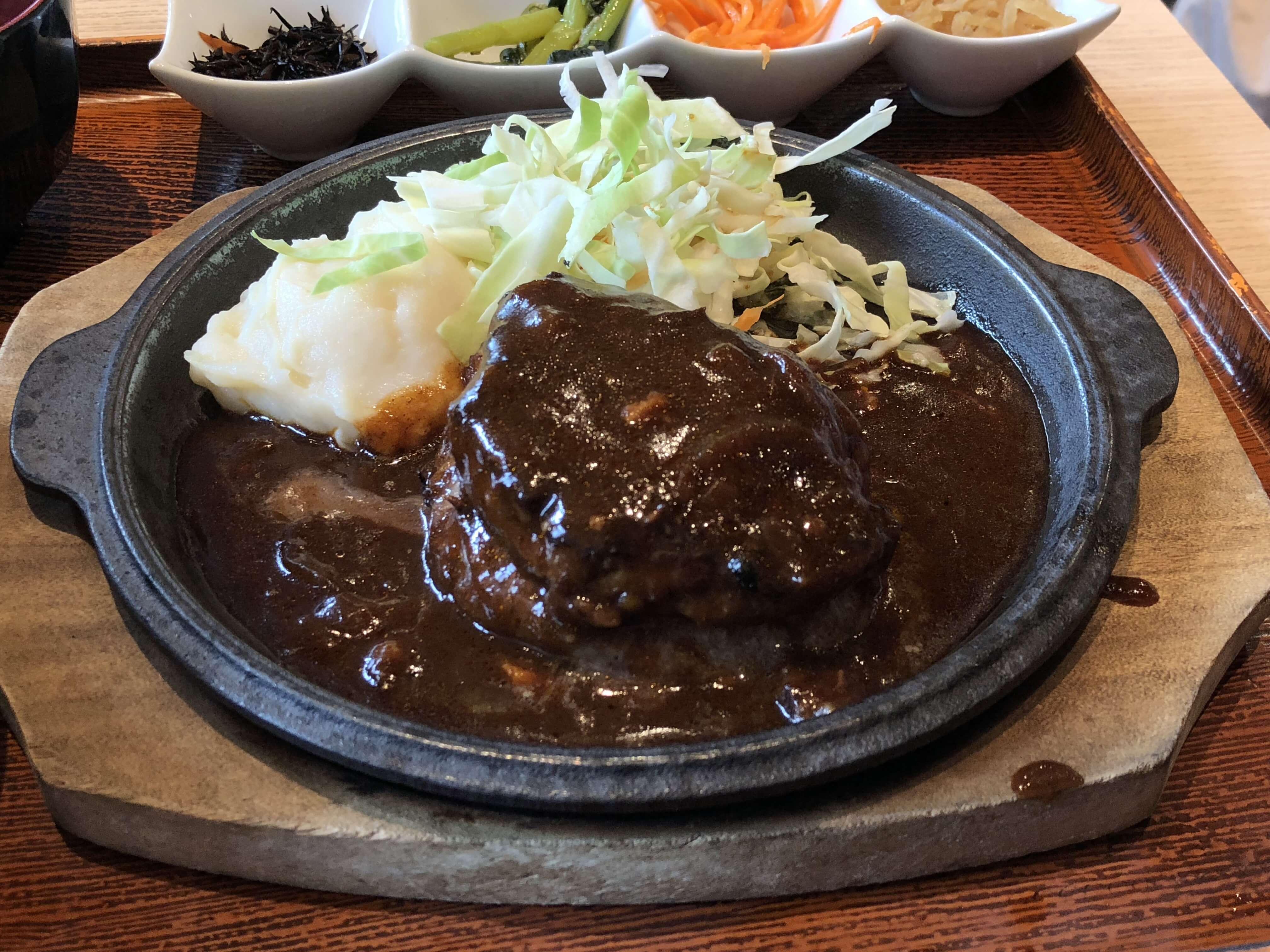 金沢発の和牛ハンバーグ専門店『 金澤ミート 』で金沢流手作りハンバーグを堪能せよ!