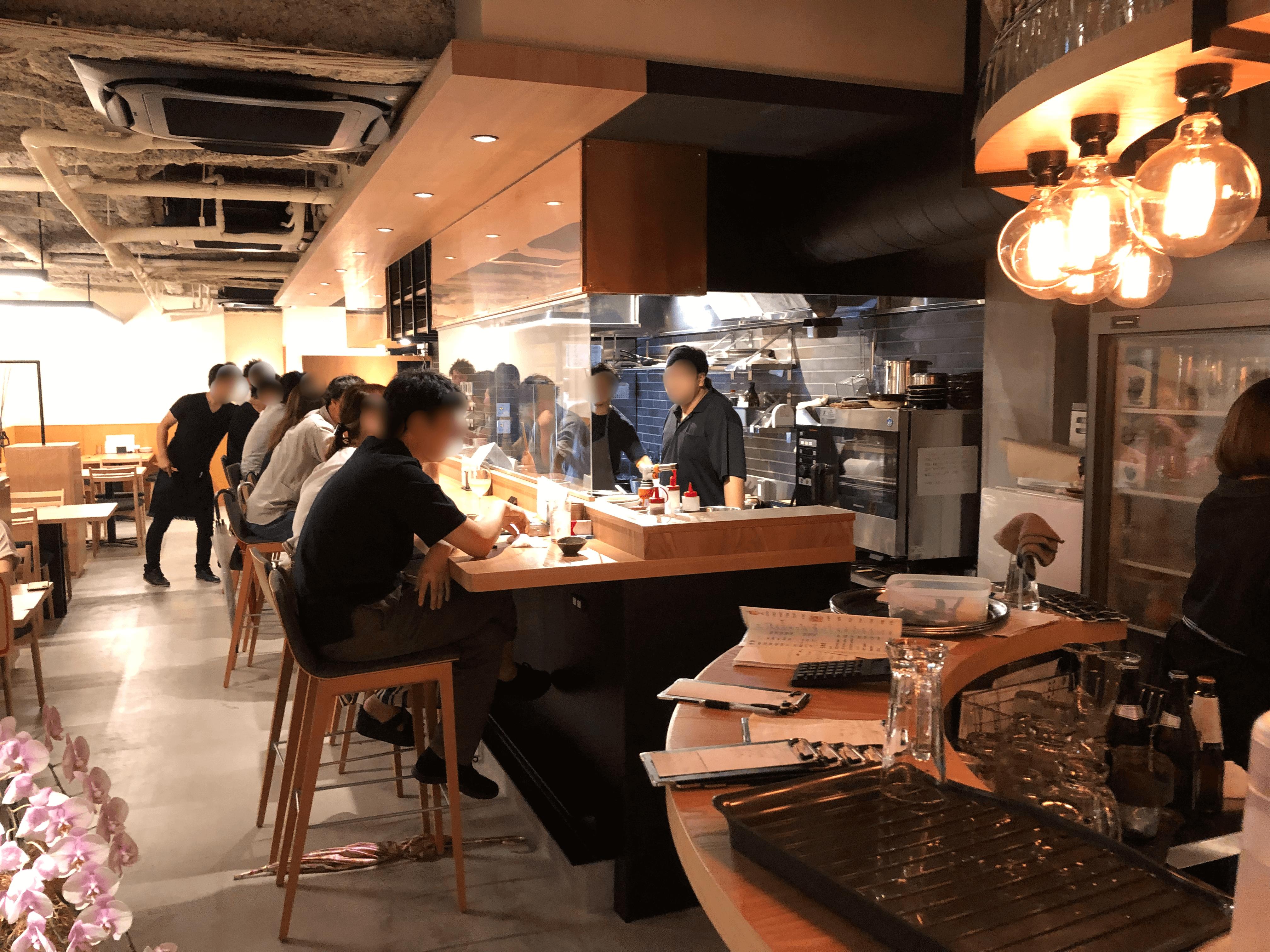 「 木倉町クサムラ 」串 × 酒 × 飯 がコンセプトの創作料理店に行ってみた