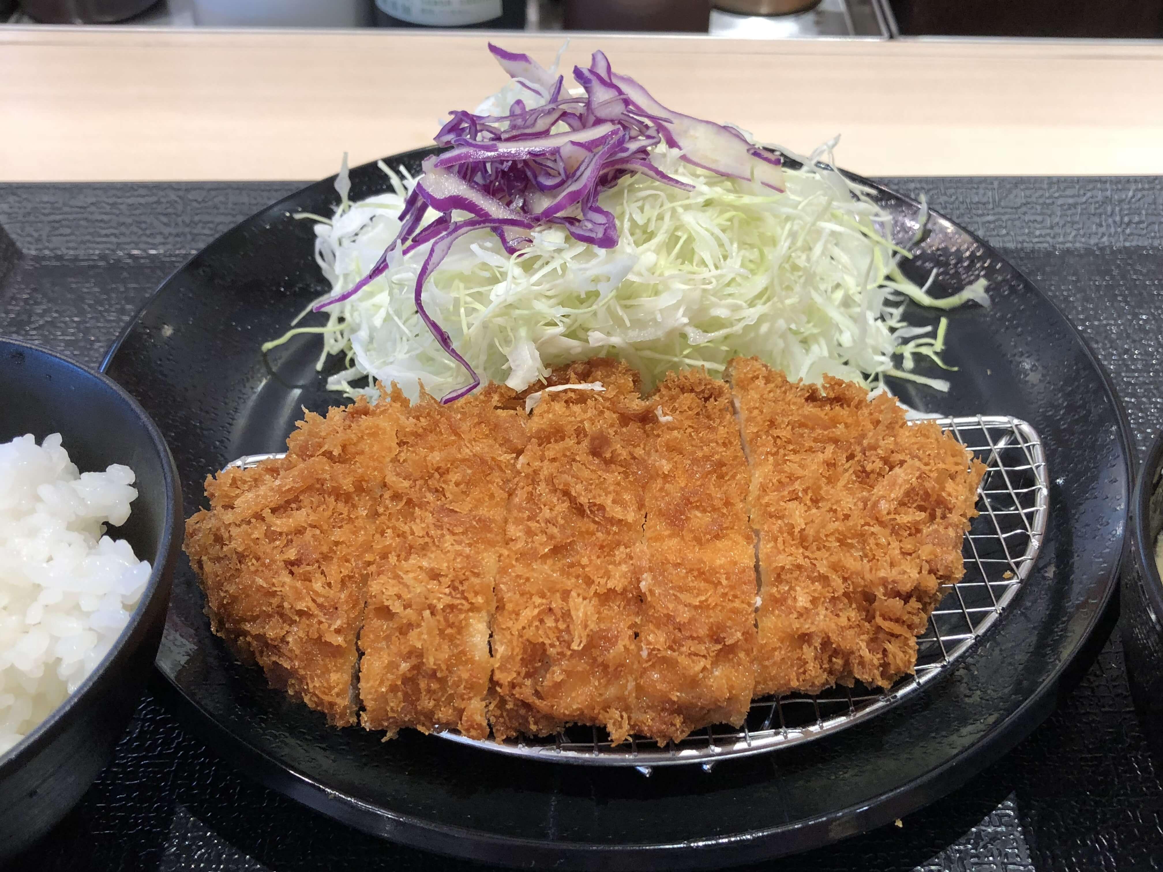 『 松のや 』石川県初進出のとんかつチェーン!リーズナブルな価格で揚げたてとんかつ+ご飯・味噌汁食べ放題という夢のような形