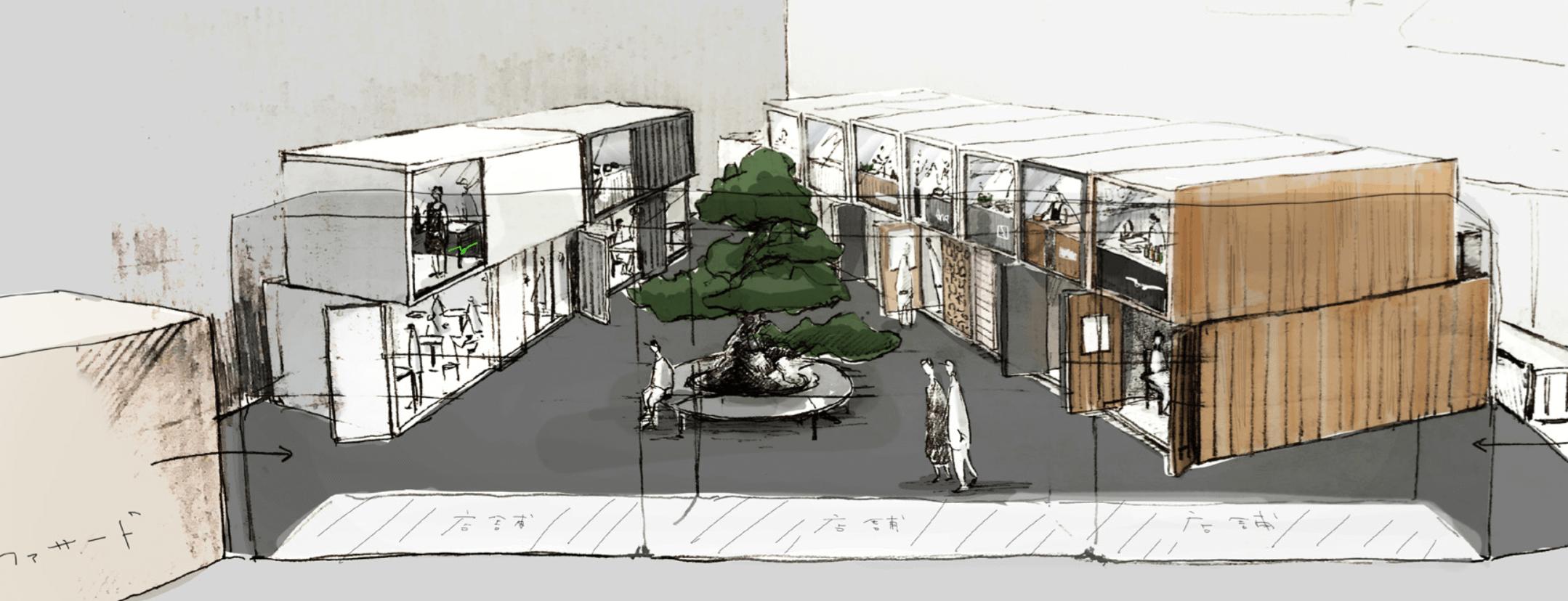 『 とおりゃんせ KANAZAWA FOODLABO 』片町に「屋台村」が年内開業!新たな美食スポットの誕生です!