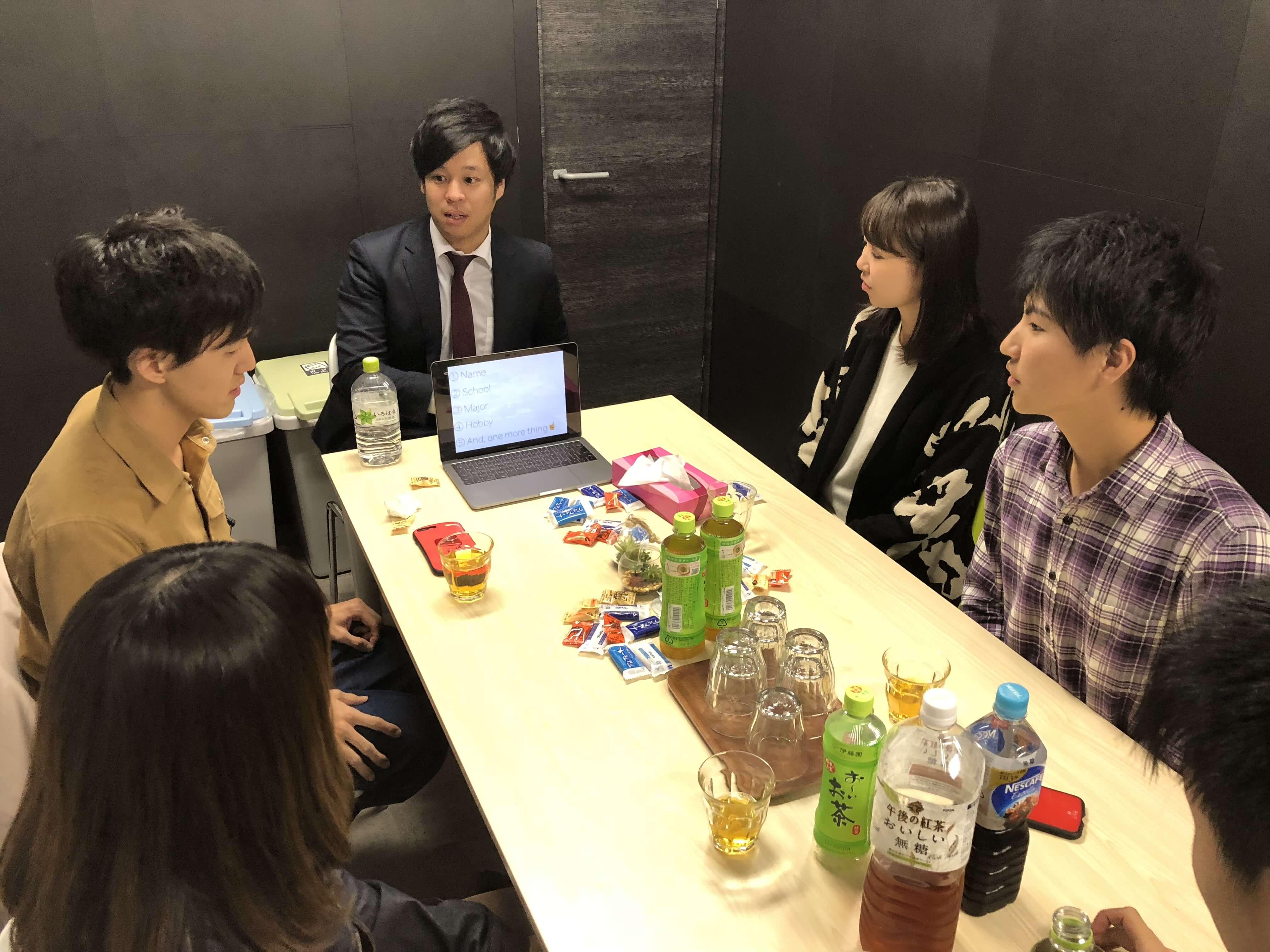 大学生のための無料英会話『 おしゃれなカフェでやり直し英会話 FOR STUDENT 』行ってみた!