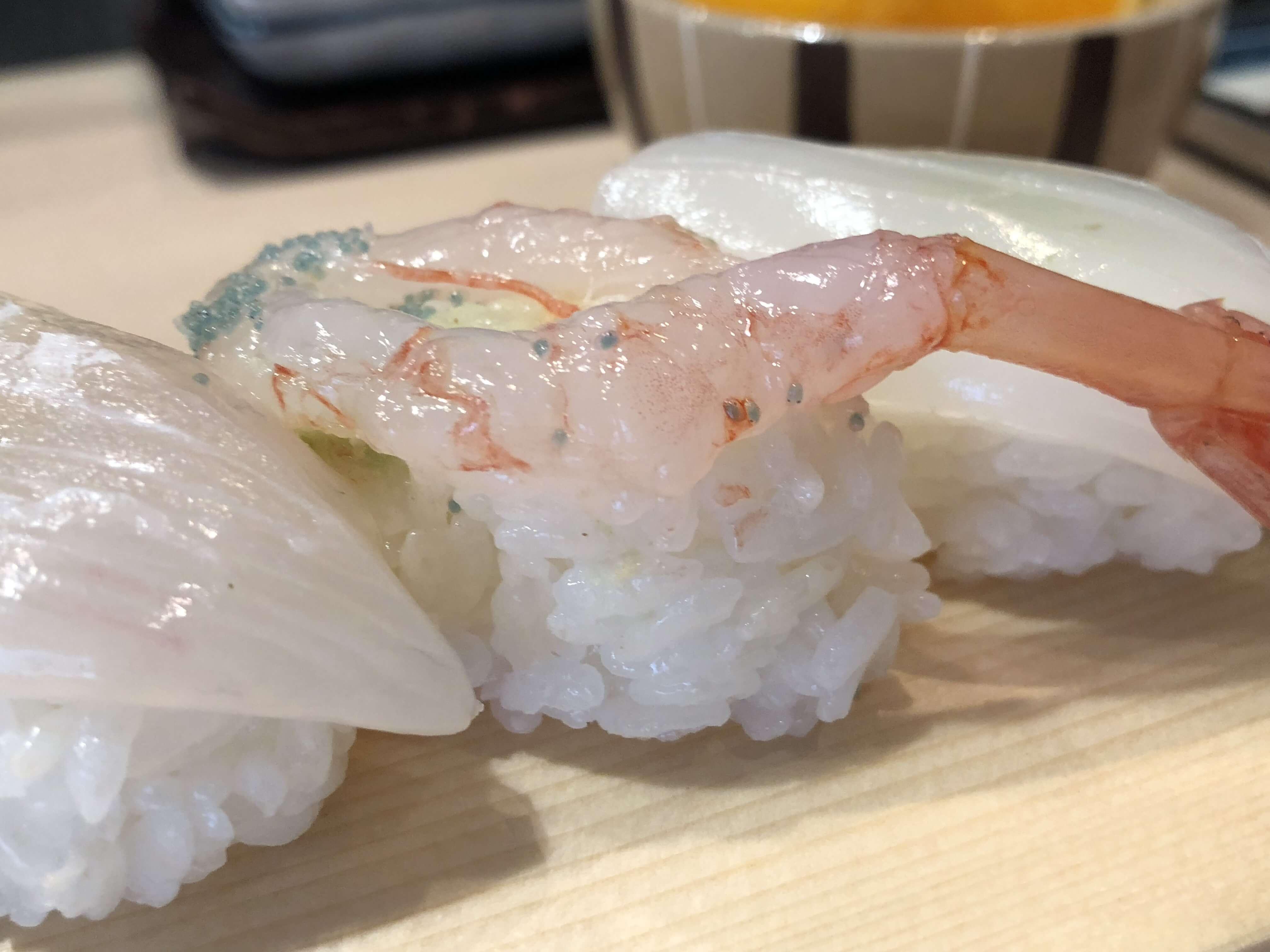 『 かっちゃん寿司 』でリーズナブルな寿司ランチ♪