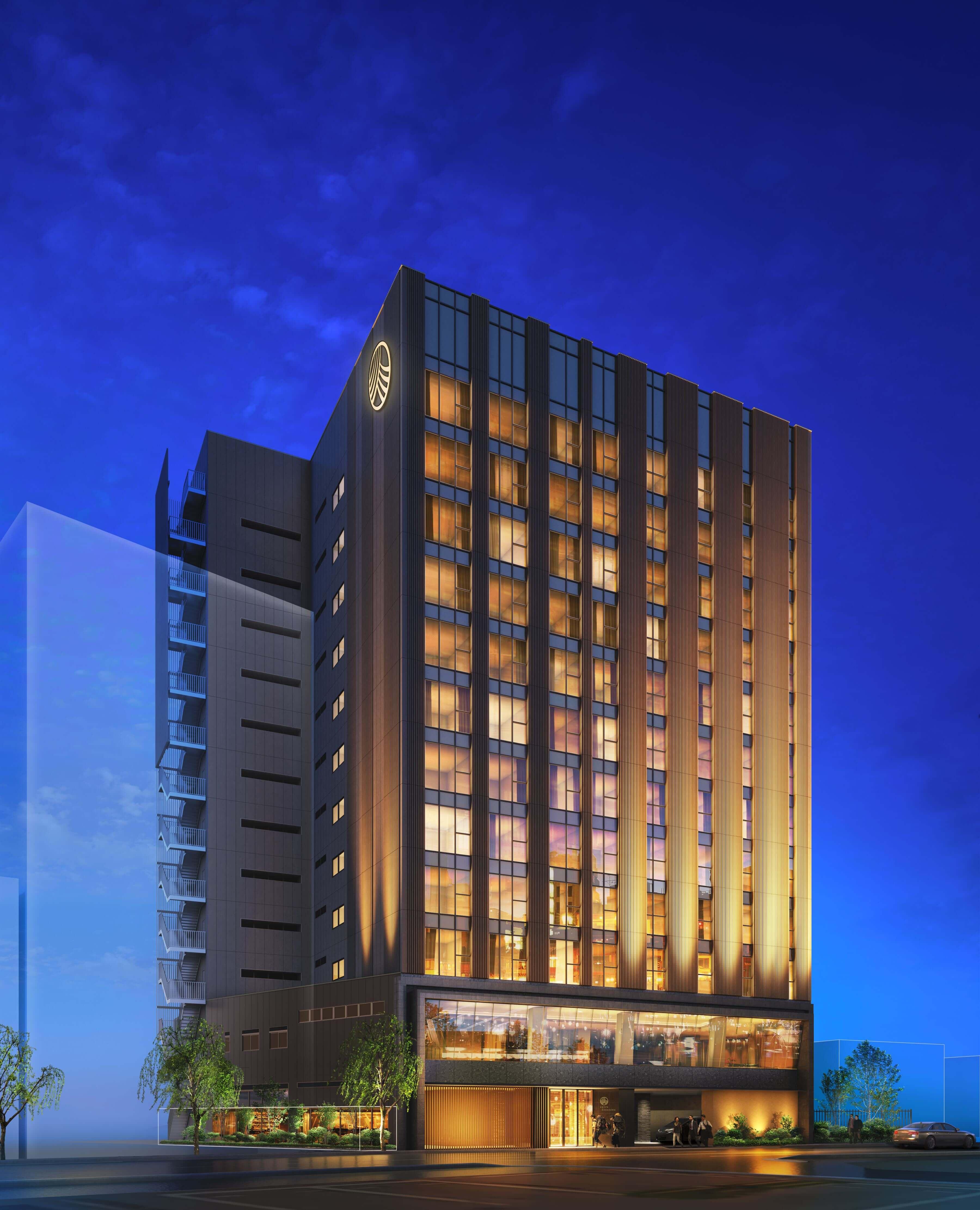片町に新ホテル「 アゴーラ 金沢 」2019年秋オープン 決定 !!