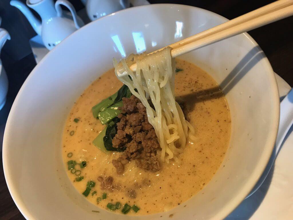 """『 龍菜 』野々市中華の新たな人気店の""""麺""""ランチ"""