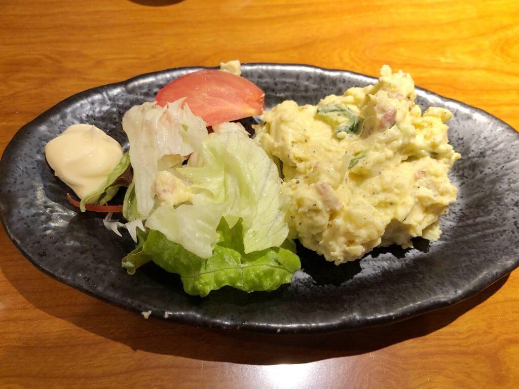 三幸_ポテトサラダ