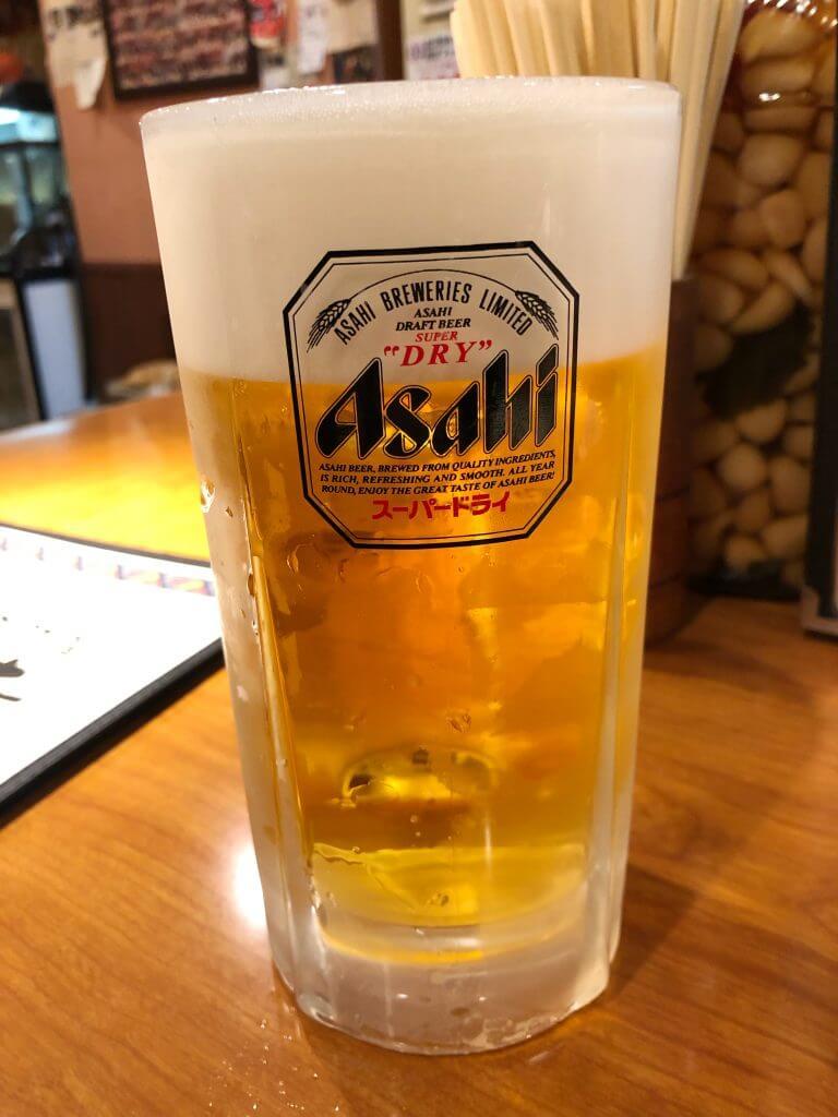 三幸_ビール大