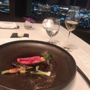【ラ・プラージュ】地上130mからの眺望は金沢唯一!贅沢な時間を存分に味わおう!