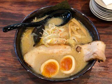 「 一期一会 札幌みその 」極寒仕込み 創業120年「最北端味噌」使用のスープに引き寄せられる