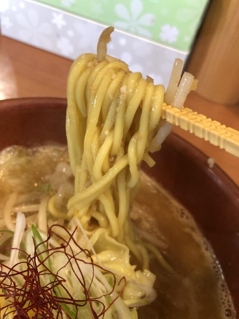麺屋達もりの里_加賀麹味噌ラーメン3