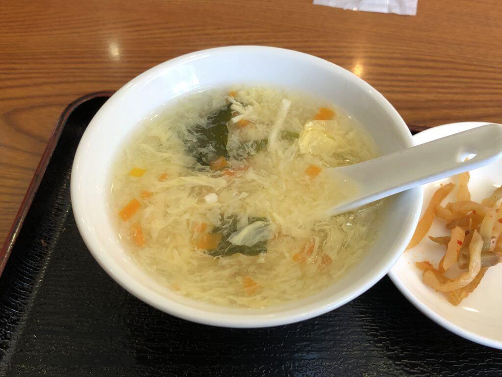 金鼎_鶏肉四川定食3