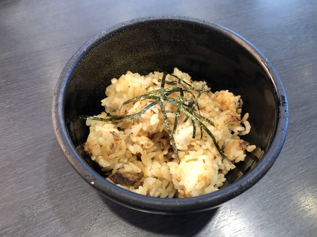 ラーメン寳龍_和風チャーシューまぜご飯