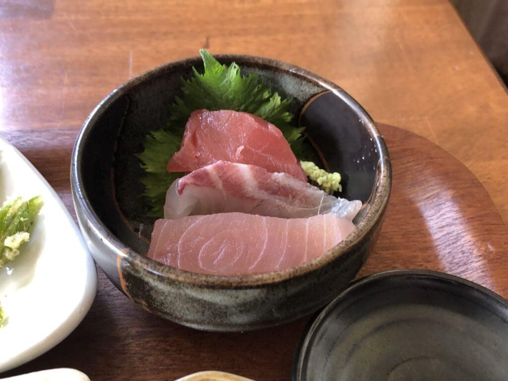 DiningBarかなざわのおと_日替り魚ランチ3