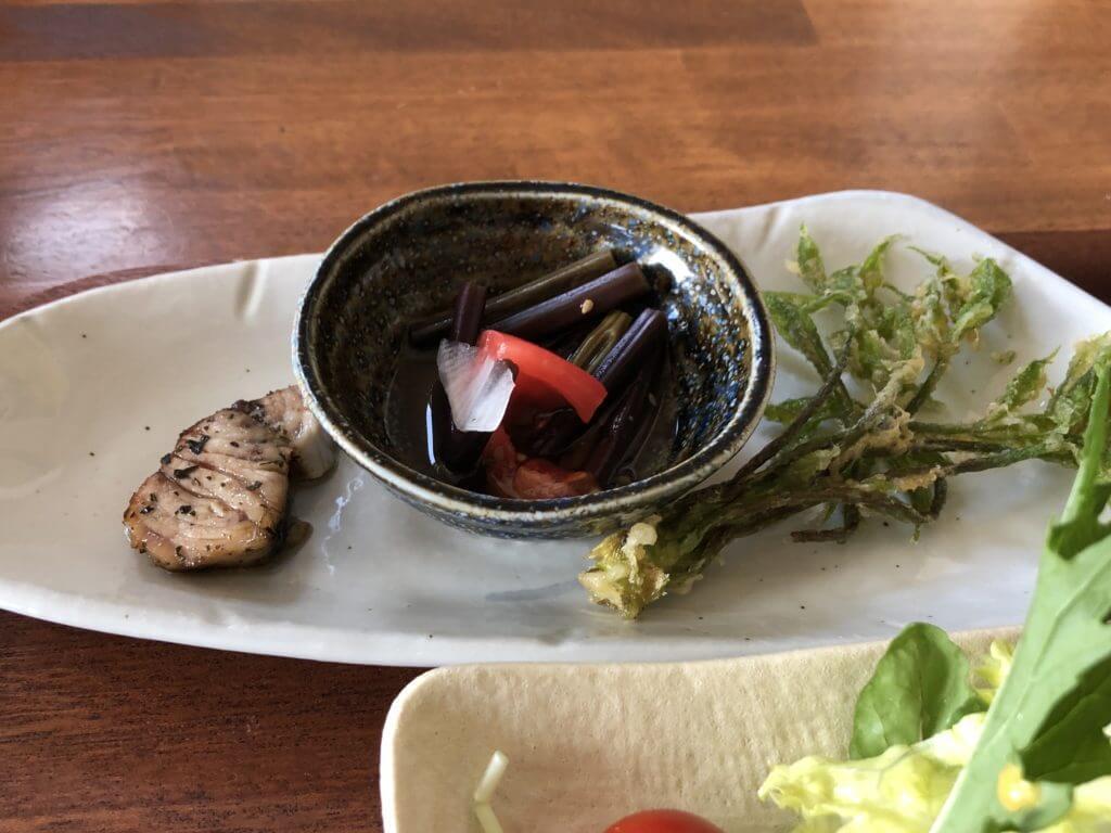 DiningBarかなざわのおと_日替り魚ランチ4